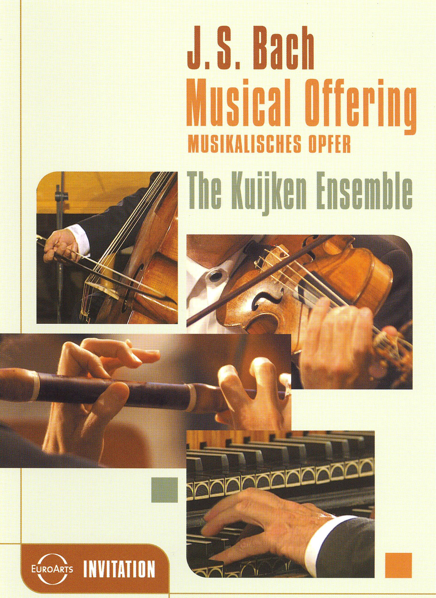 Kuijken Ensemble: Musical Offering
