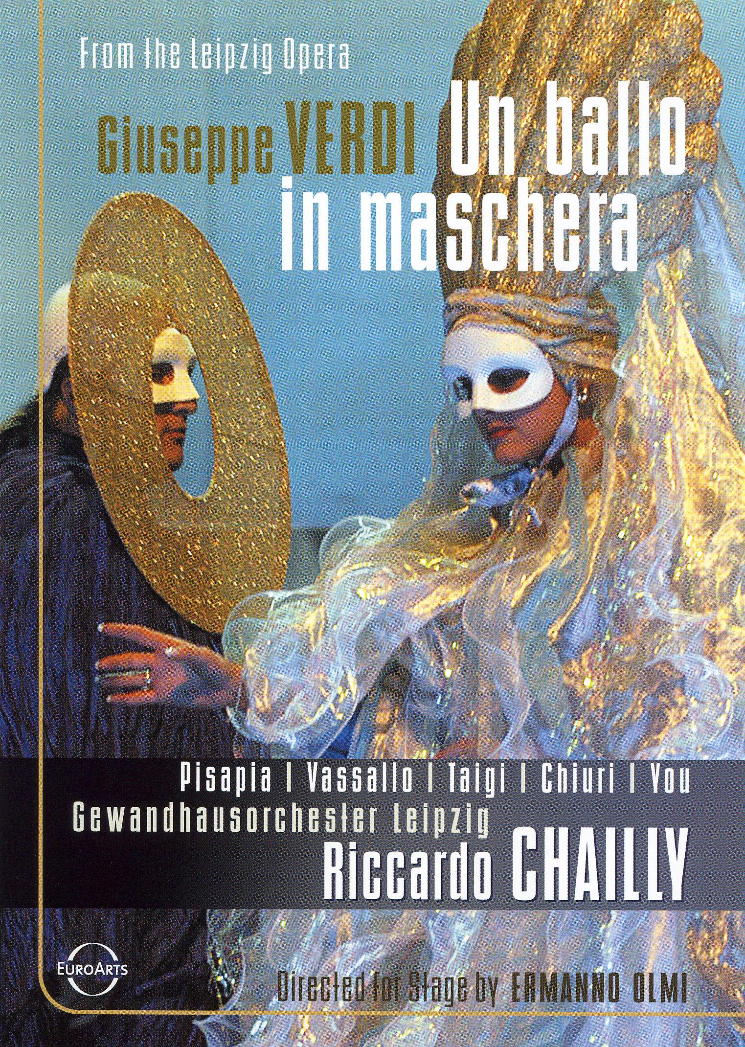 Un Ballo in Maschera (Leipzig Opera)