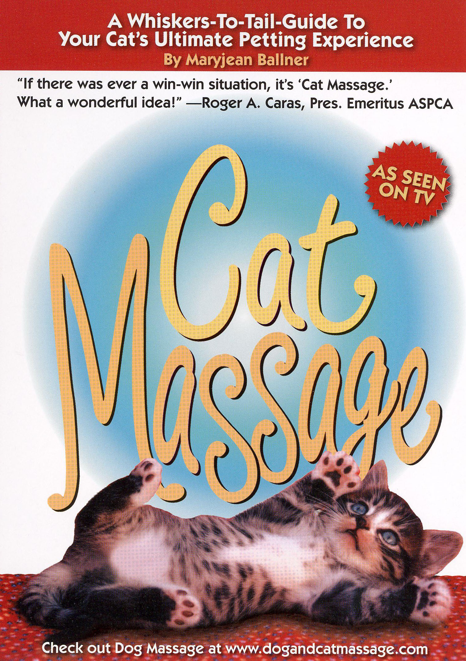 Cat Massage