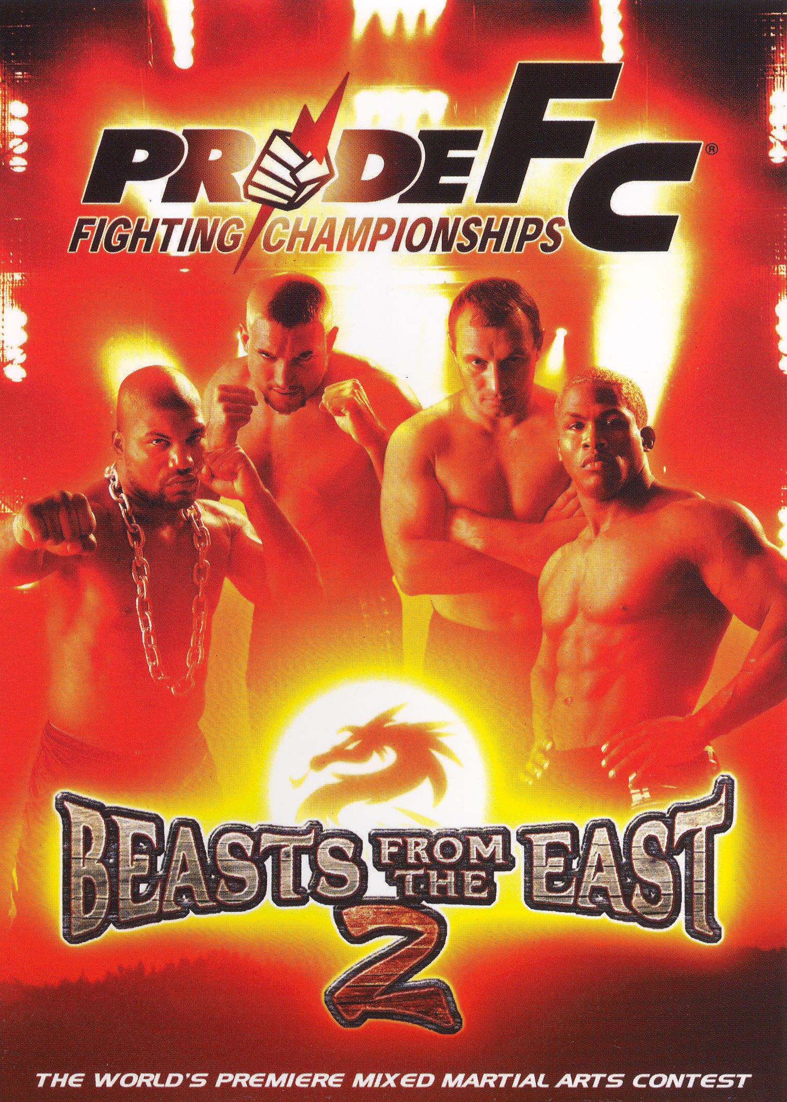 Pride Fighting Championships: Pride 22 - Beasts From the East 2