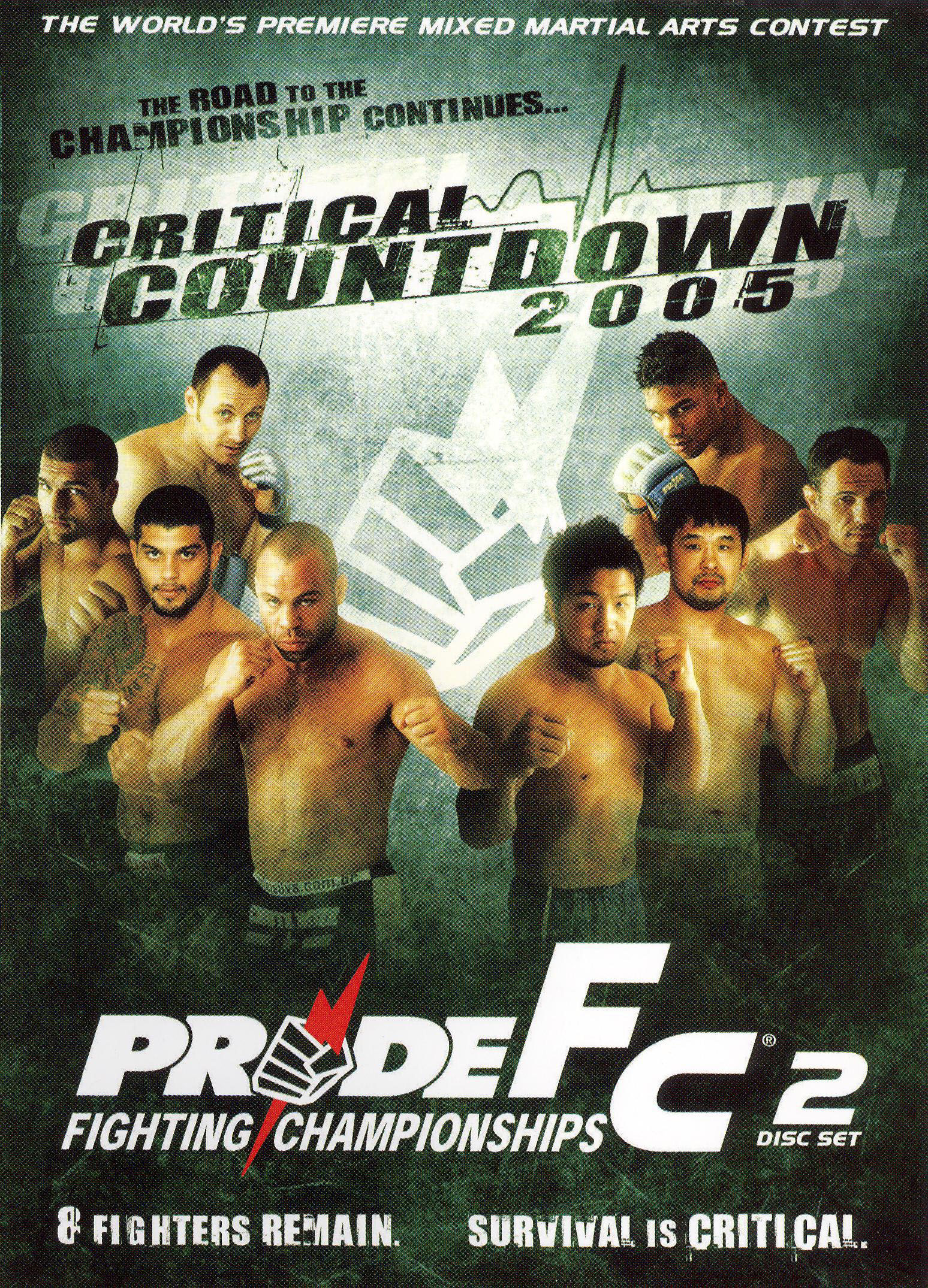 Pride Fighting Championships: Critical Countdown 2005