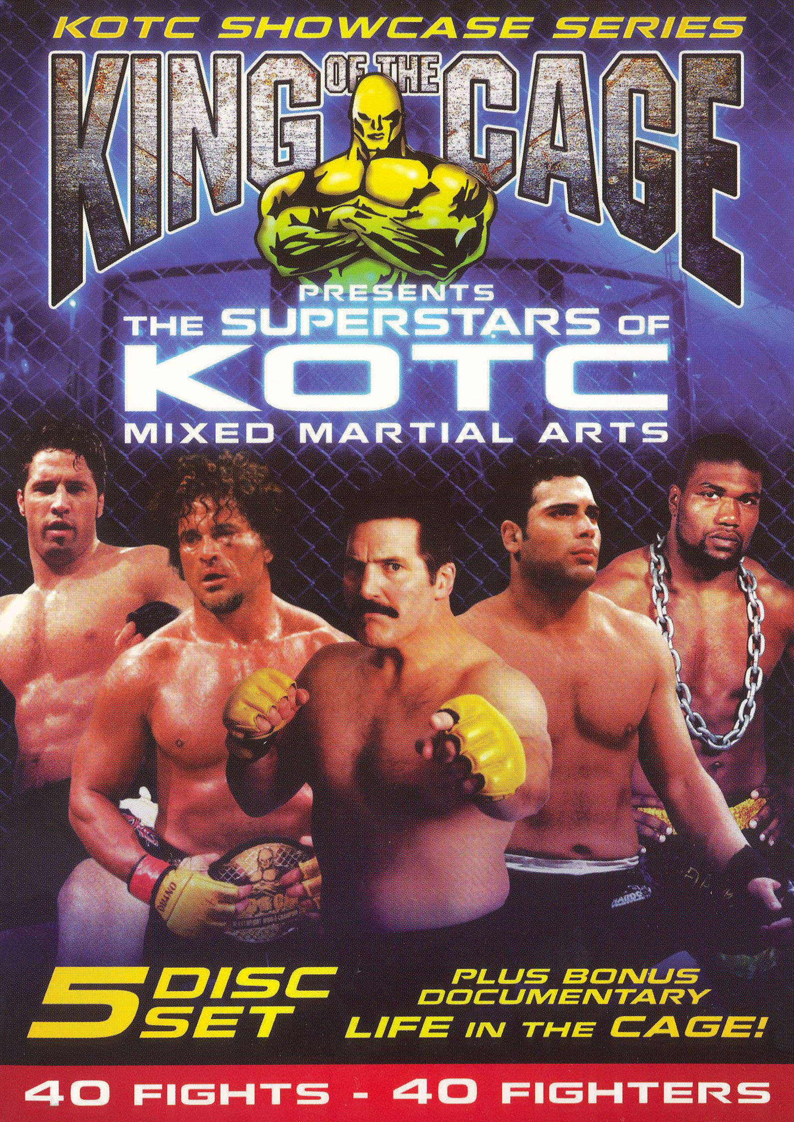 King of the Cage: The Superstars of KOTC - This Is the Evolution of Combat!