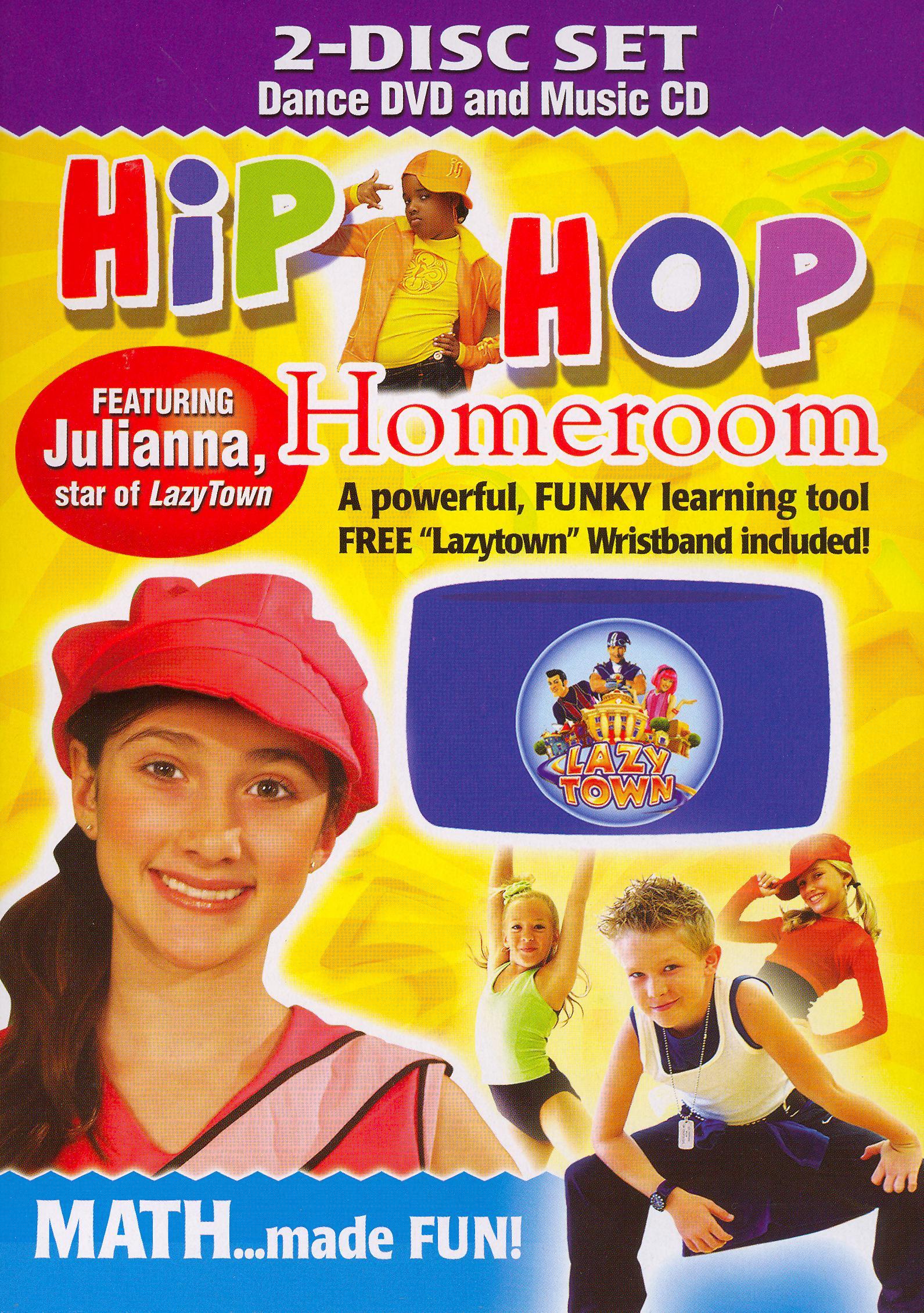 Hip Hop Kids: Hip Hop Homeroom Math