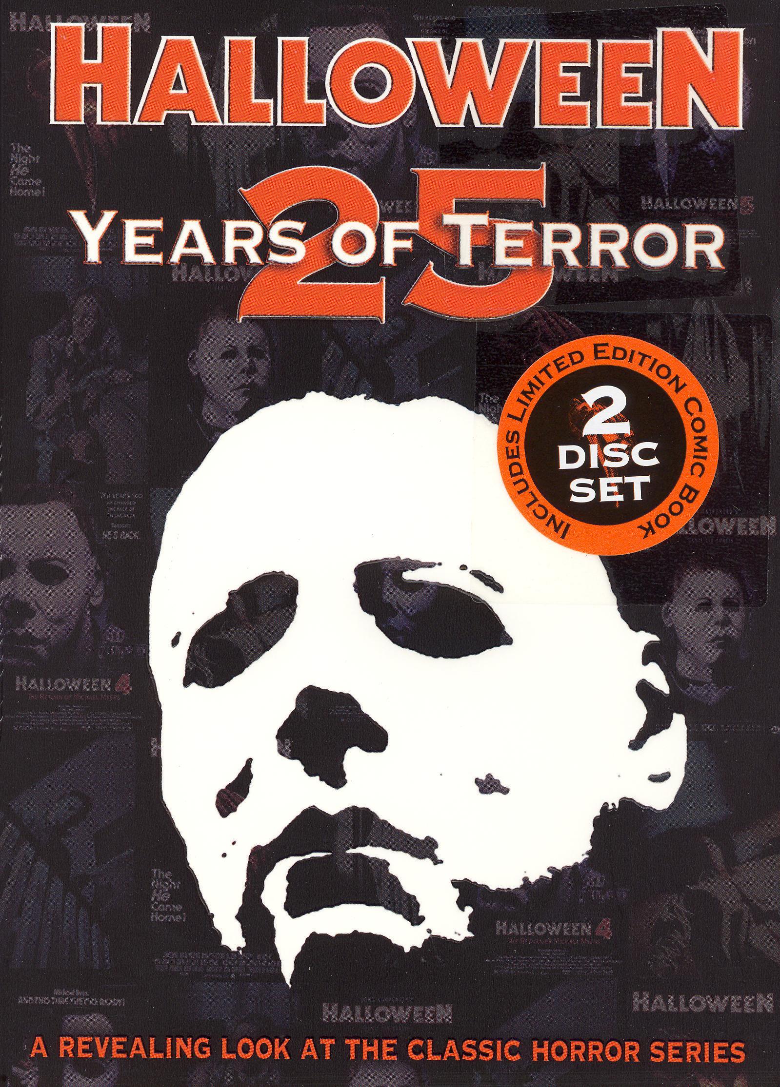Halloween: 25 Years of Terror