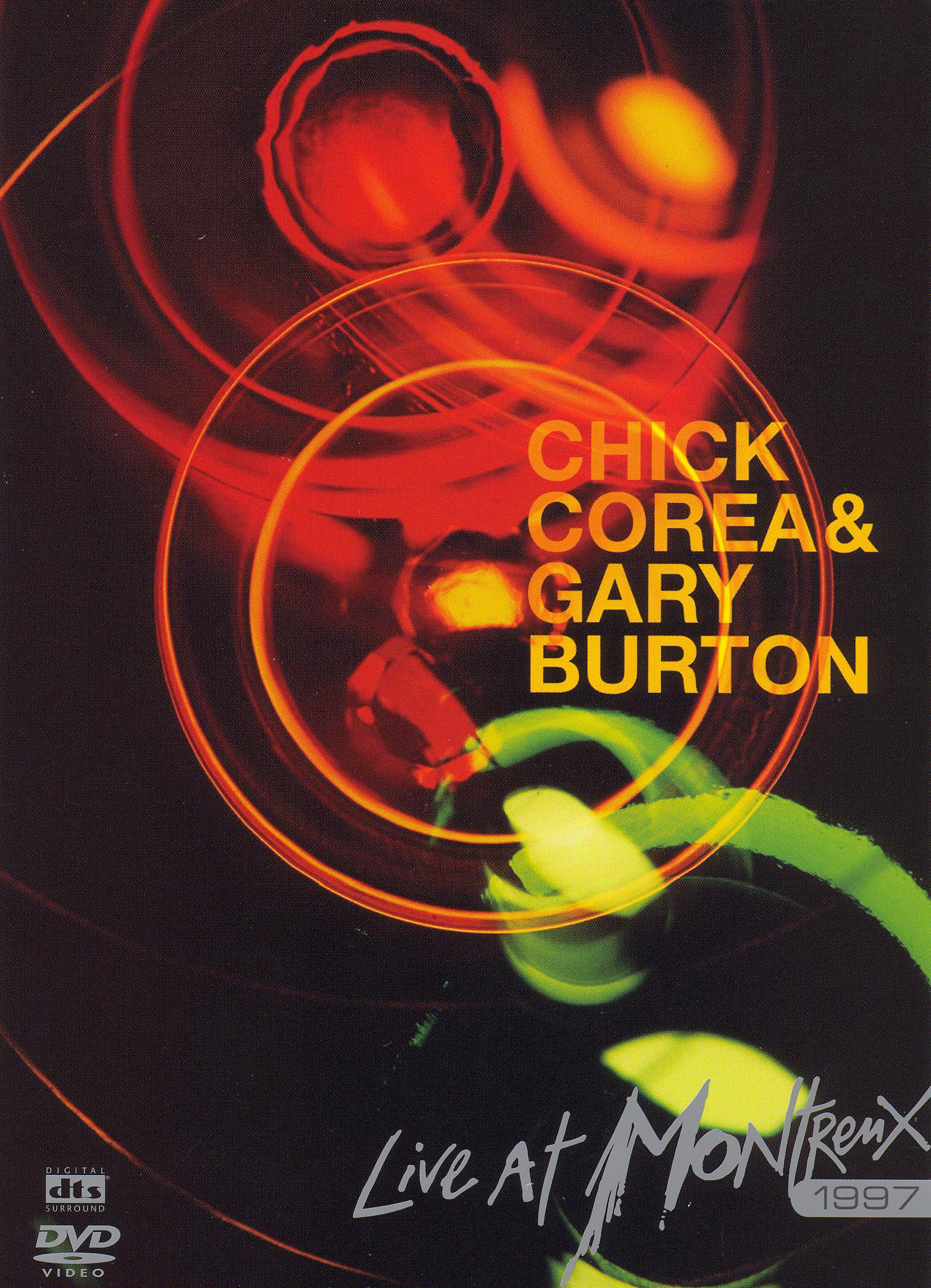 Chick Corea and Gary Burton: Live at Montreux 1997