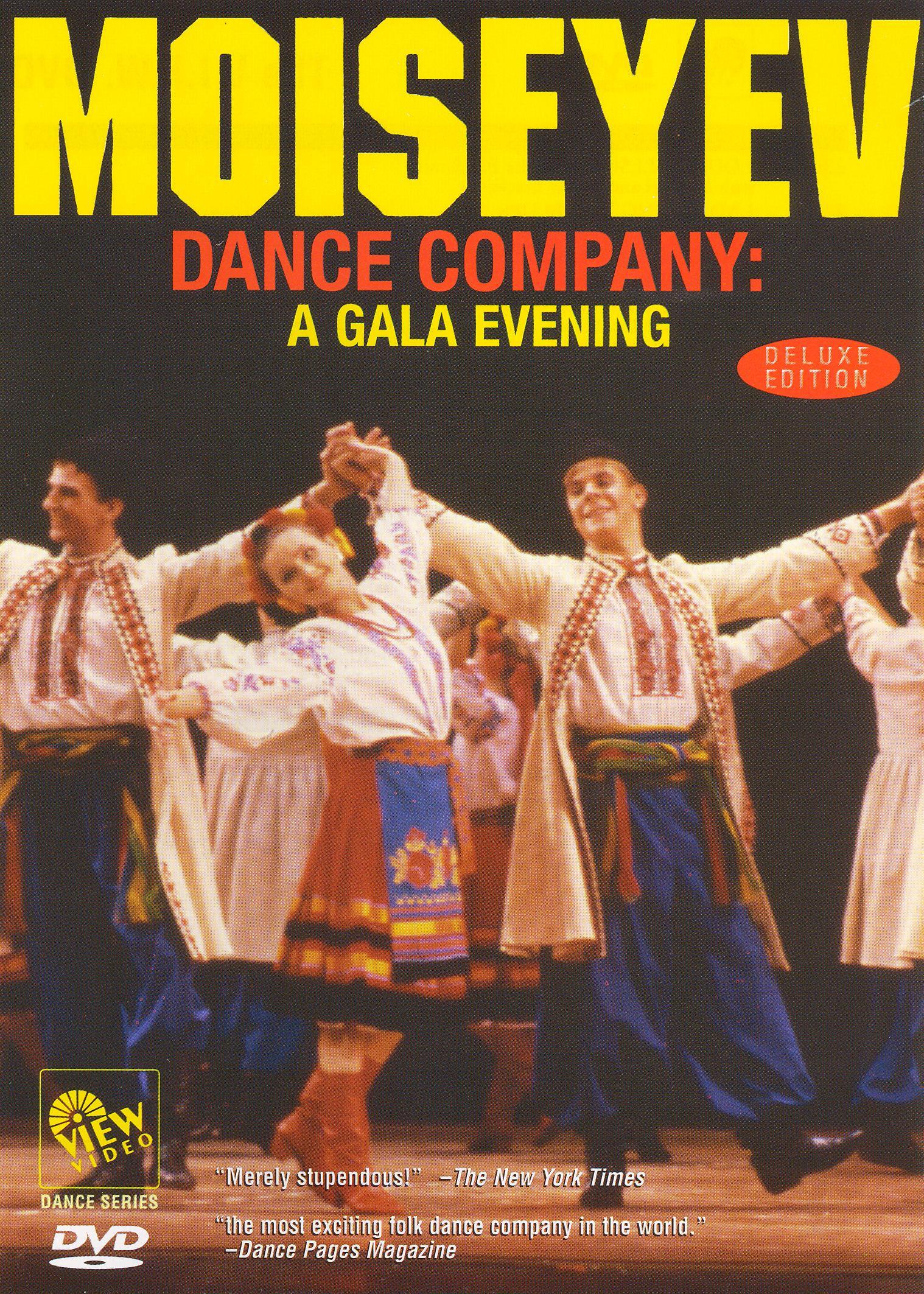 Moiseyev Dance Company: A Gala Evening