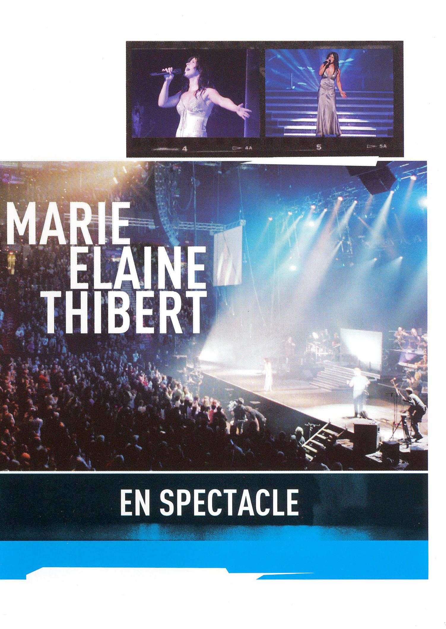 Marie-Elaine Thibert: En Concert