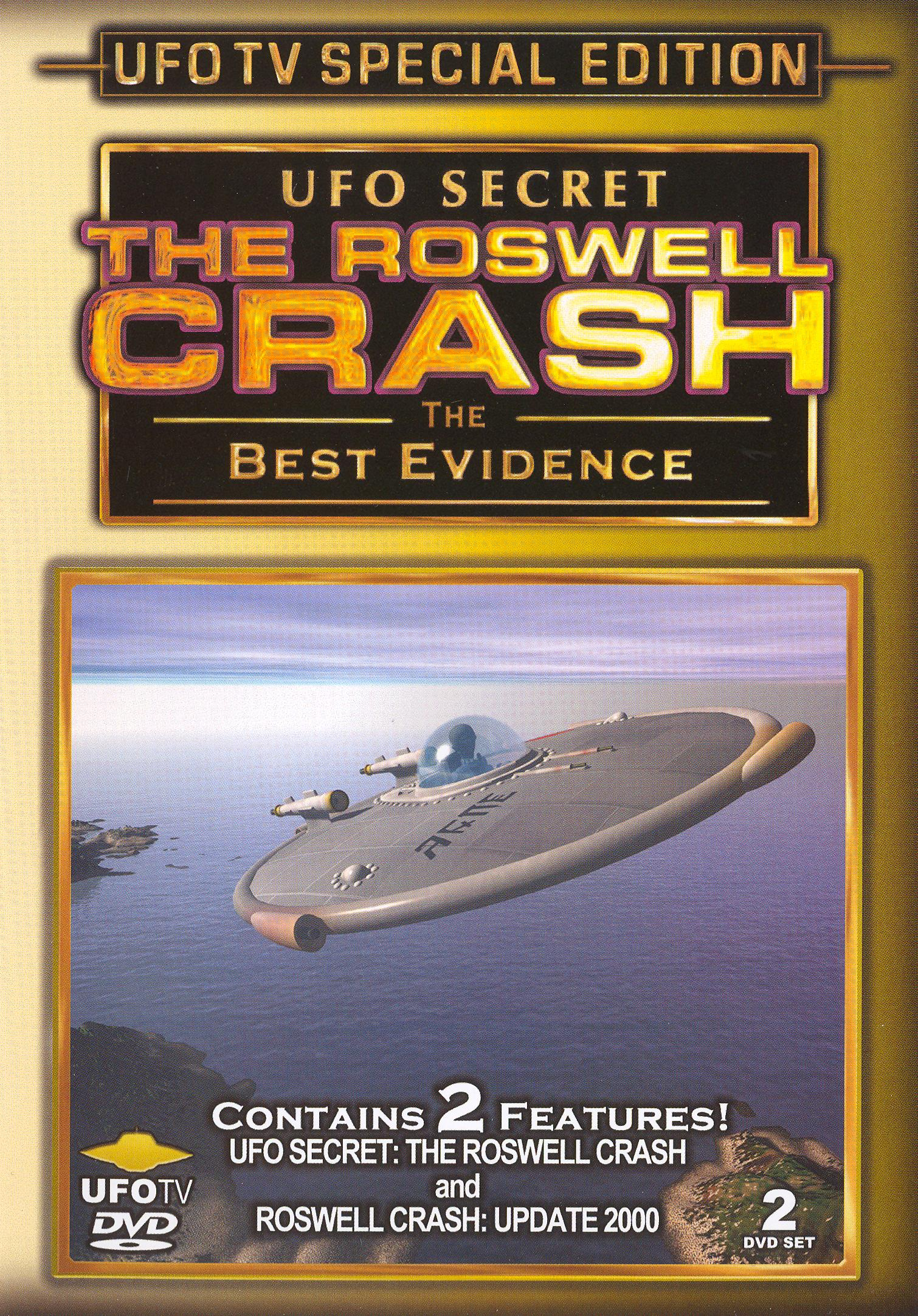 UFO Secret: The Roswell Crash