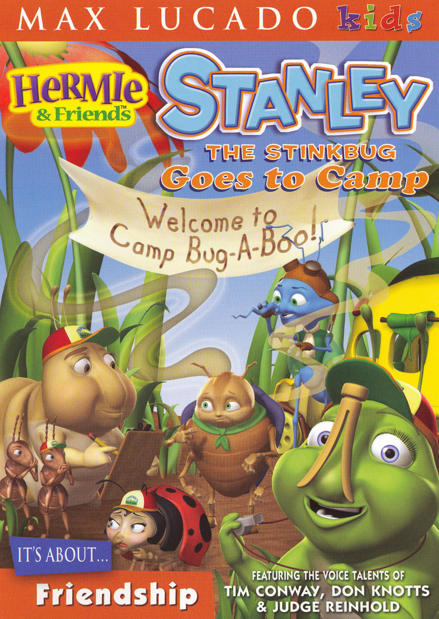 Stanley the Stink Bug Goes to Camp
