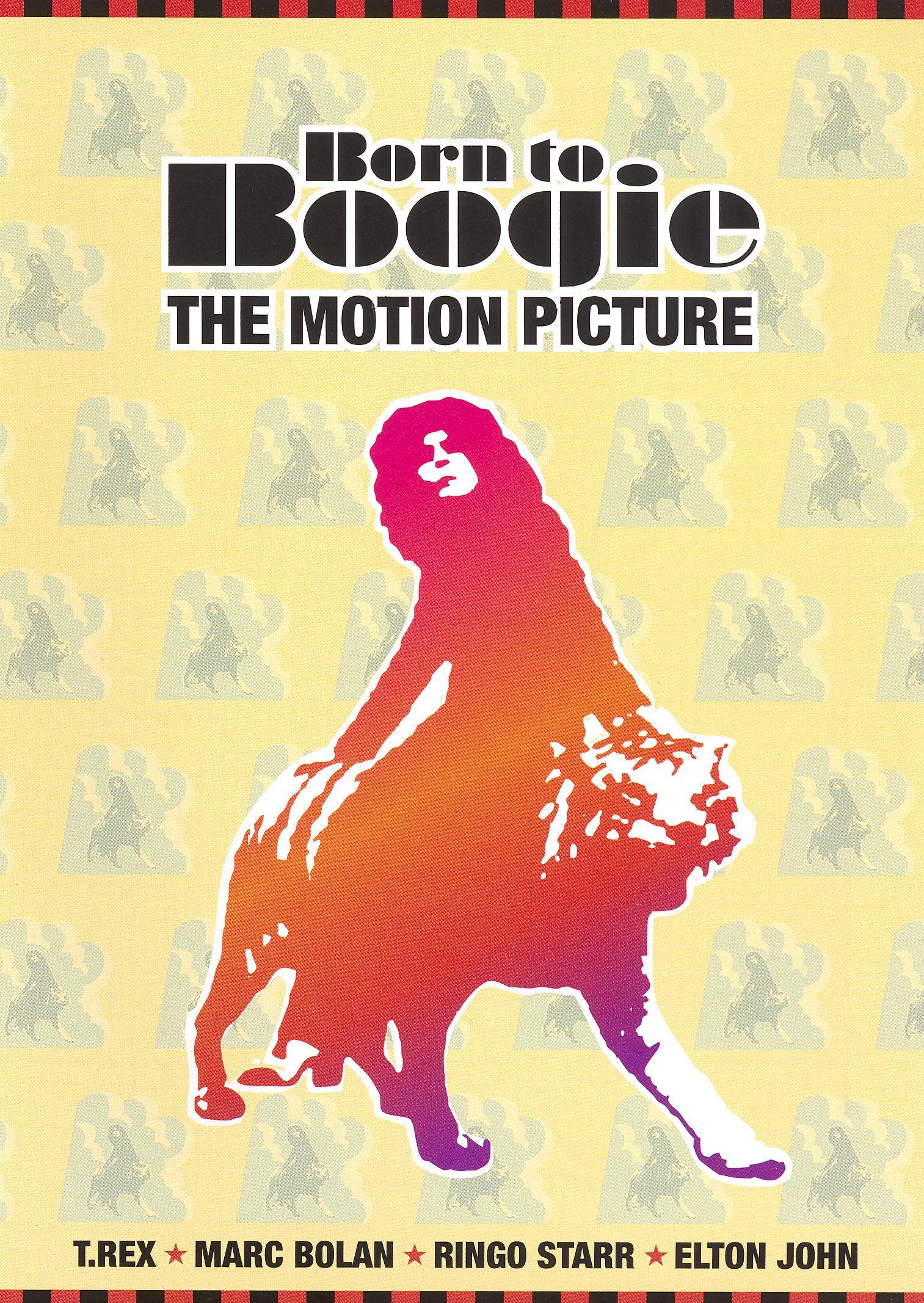 T-Rex: Born to Boogie