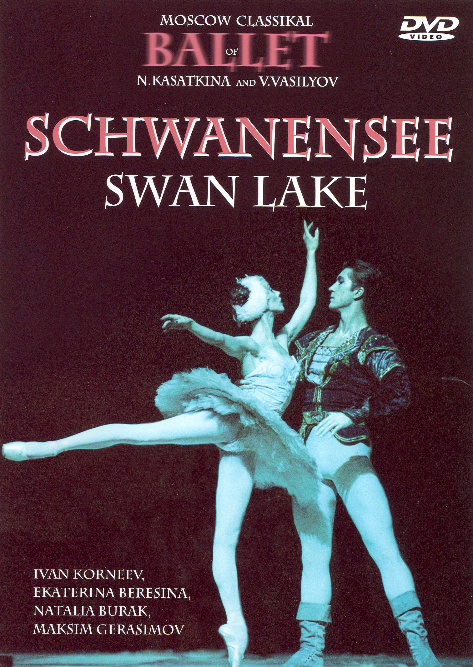 Swan Lake (Moscow Classikal Ballet)
