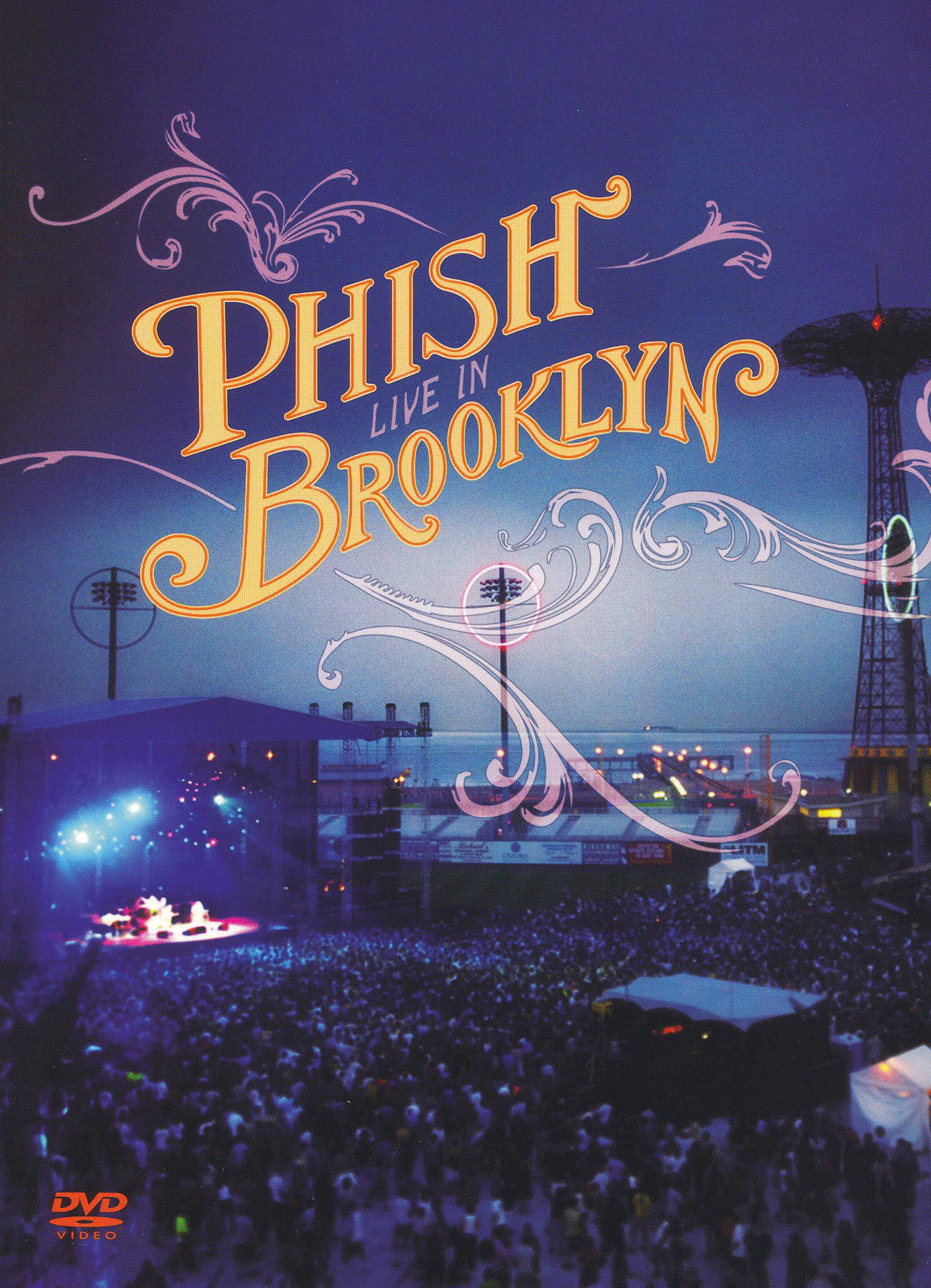 Phish: Live in Brooklyn