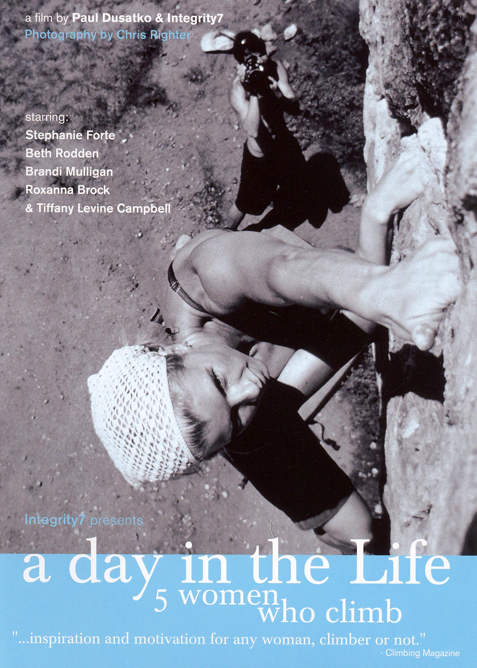 A Day In the Life: 5 Women Who Climb