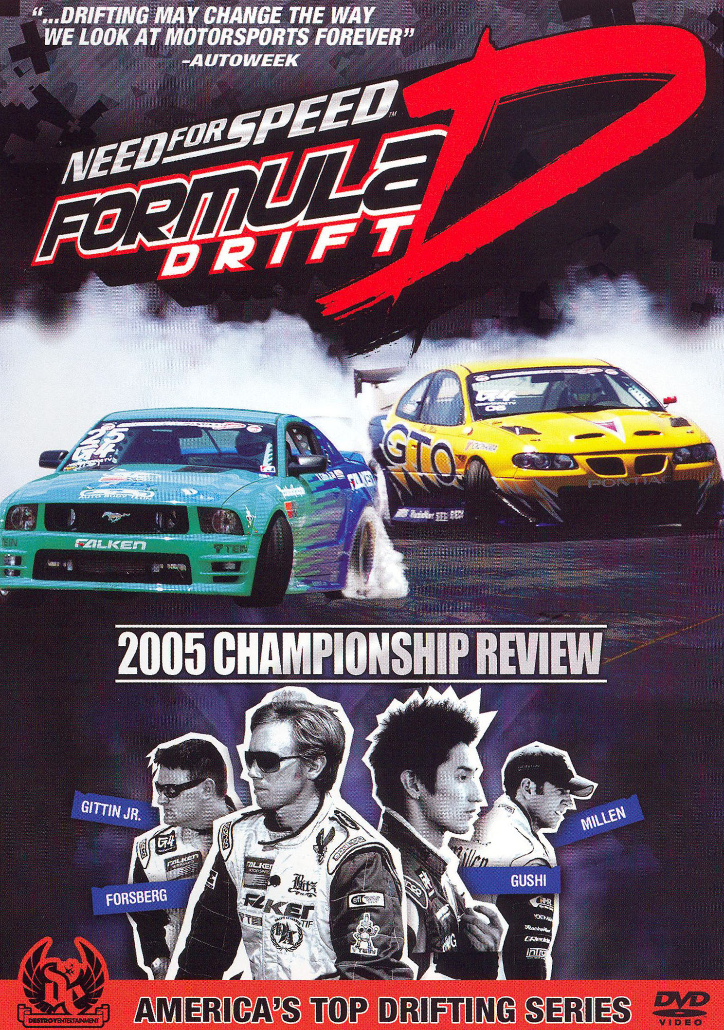 Need for Speed: Formula Drift 2005 Championship Review