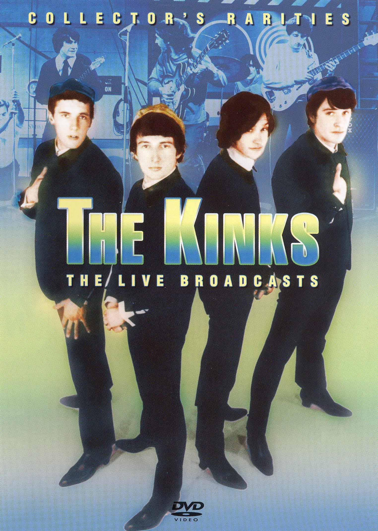 The Kinks: Live Broadcasts - Collector's Rarities