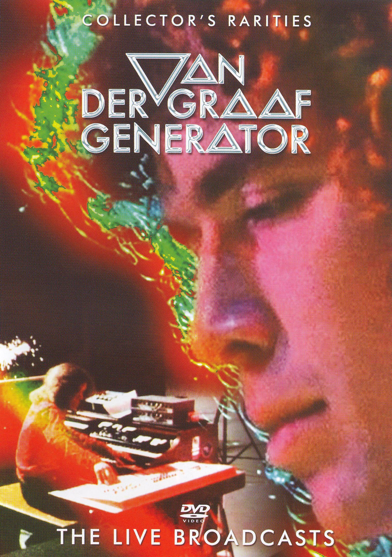 Van der Graaf Generator: Live Broadcasts - Collector's Rarities