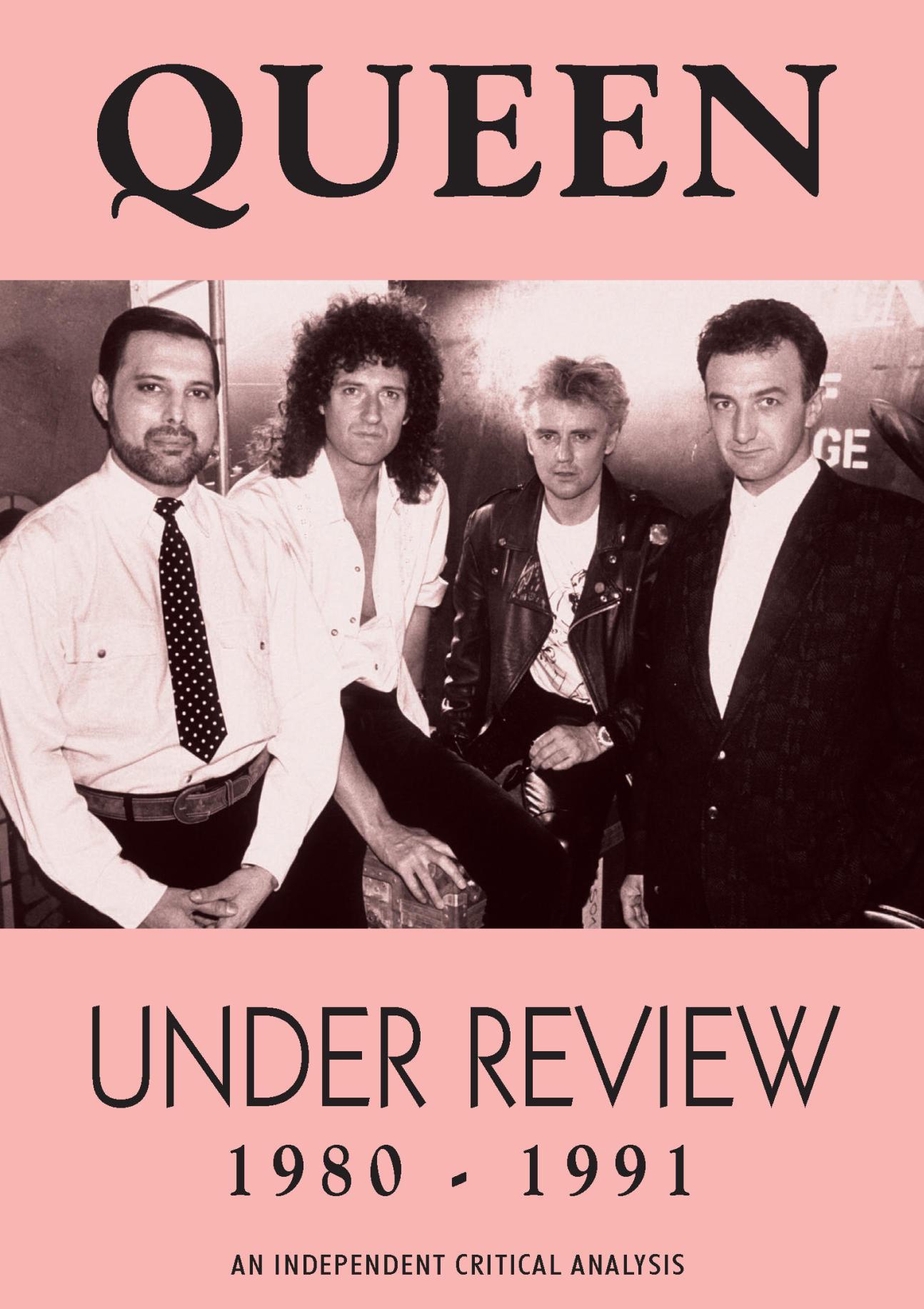 Queen: Under Review - 1980-1991