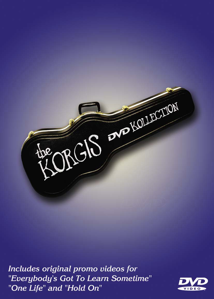 The Korgis: DVD Kollection