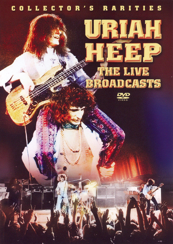 Uriah Heep: Live Broadcasts