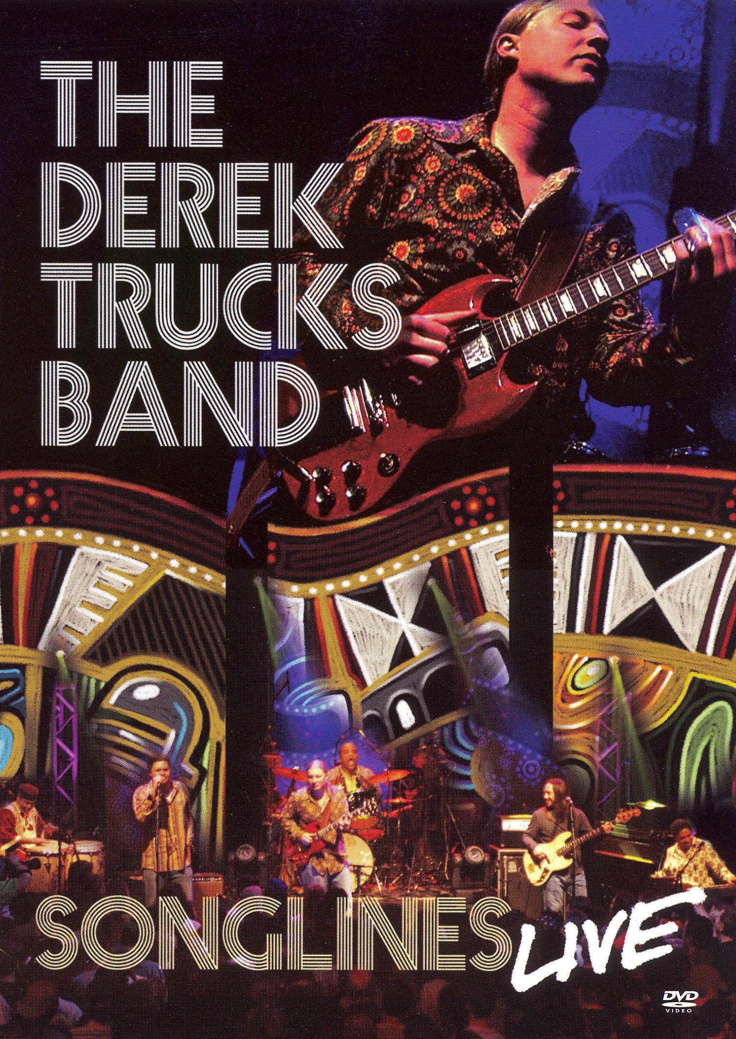 The Derek Trucks Band: Songlines Live