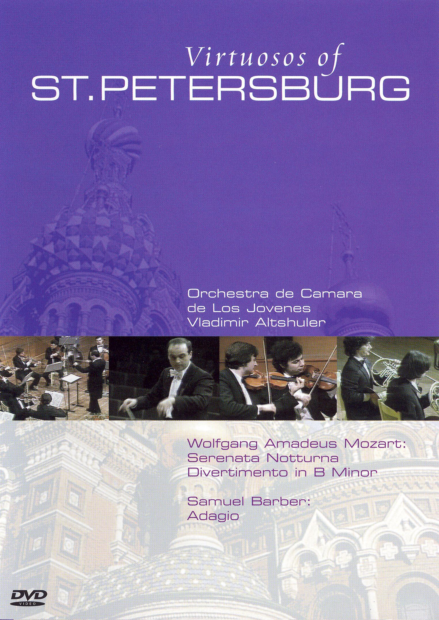 Virtuosos of St. Petersburg