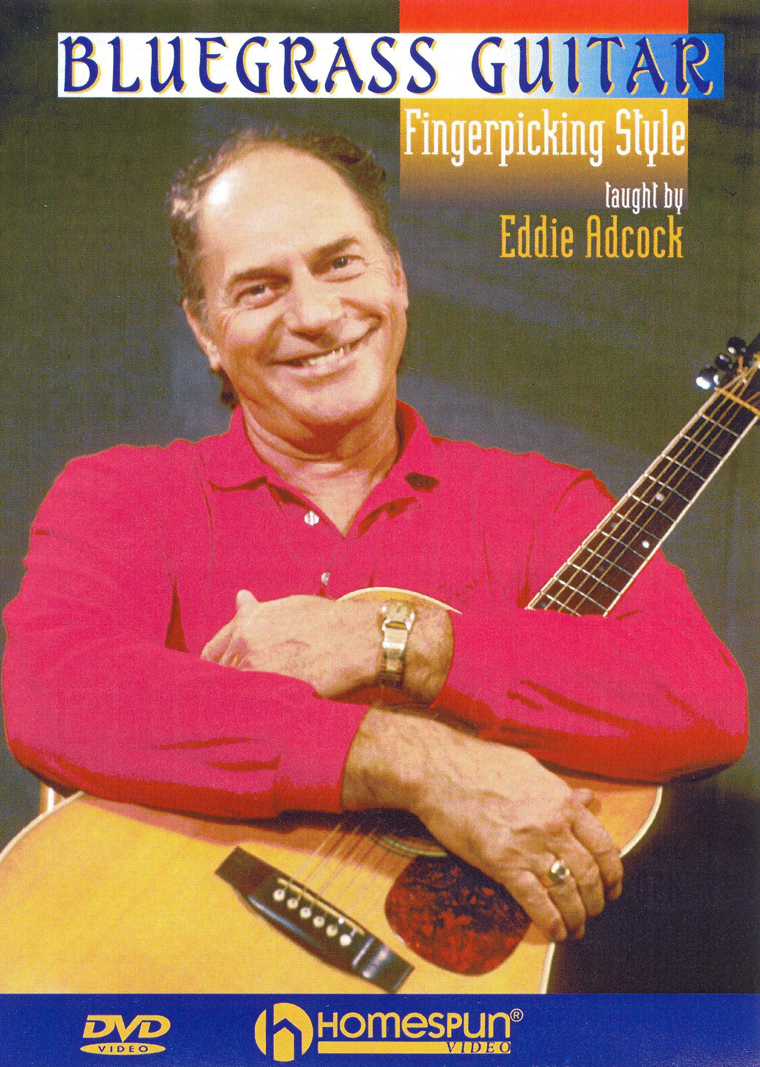 Fingerstyle Bluegrass Guitar