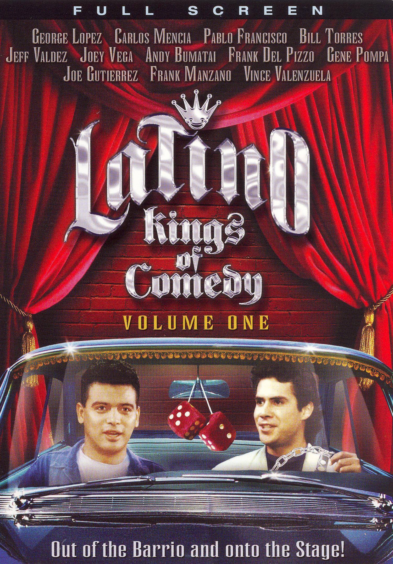 Latino Kings of Comedy, Vol. 1