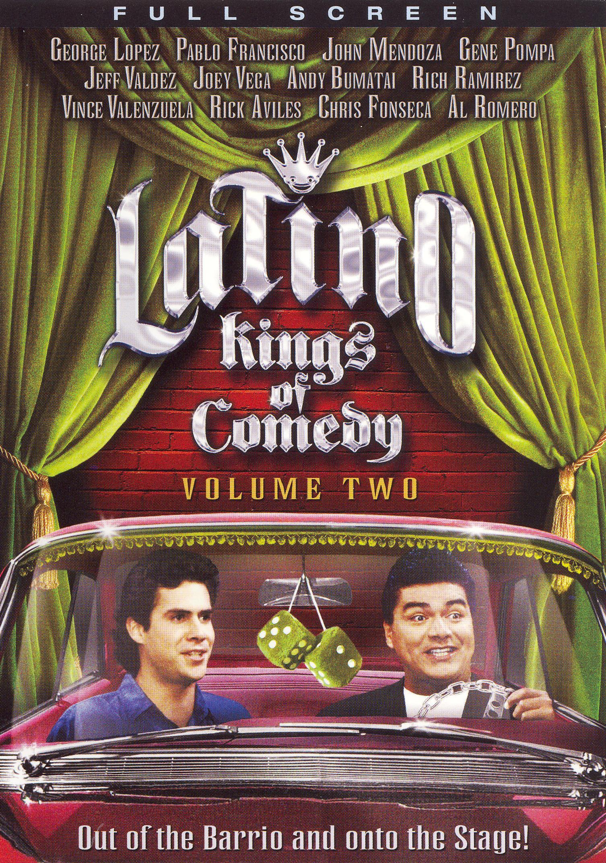 Latino Kings of Comedy, Vol. 2