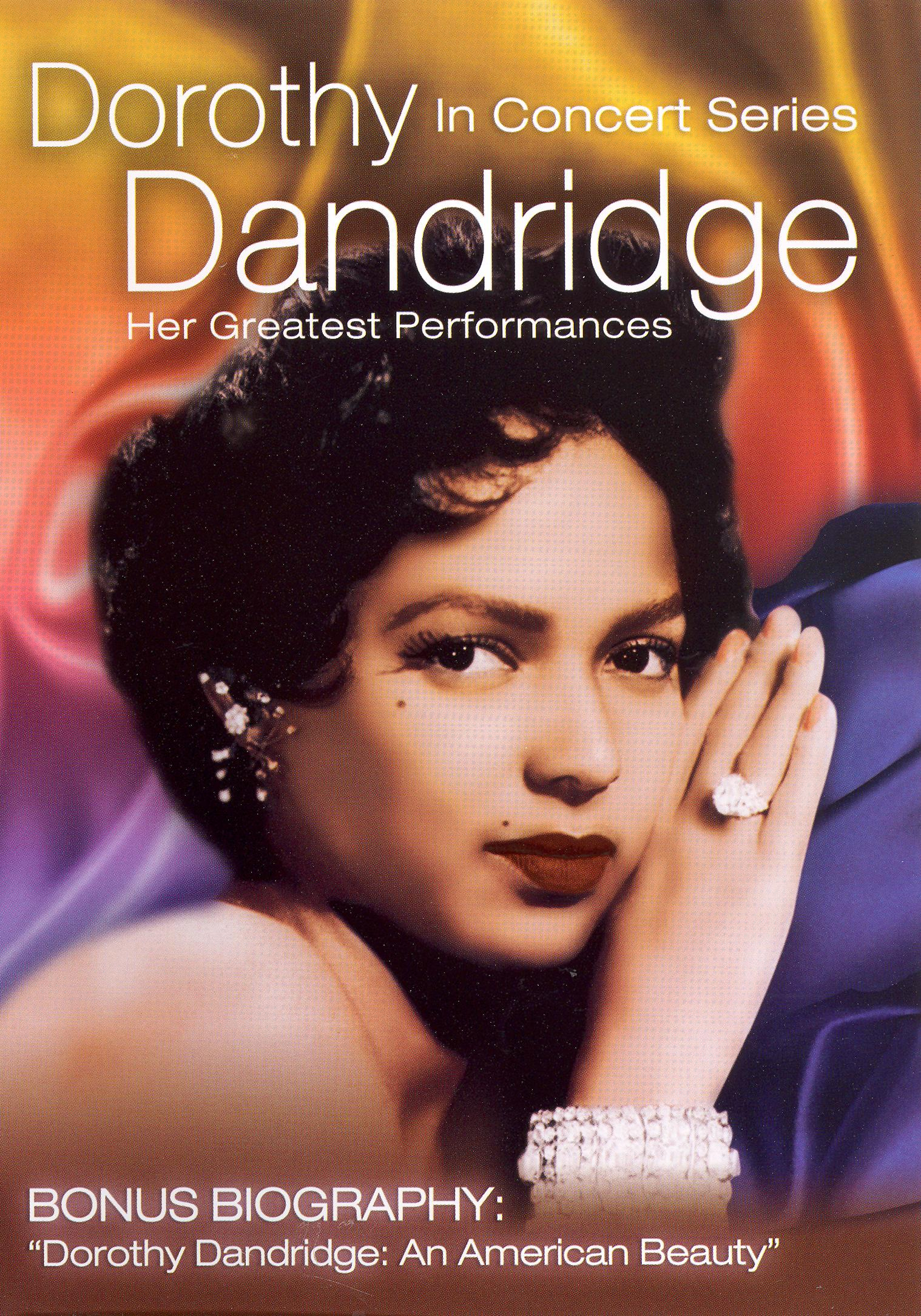 In Concert Series: Dorothy Dandridge