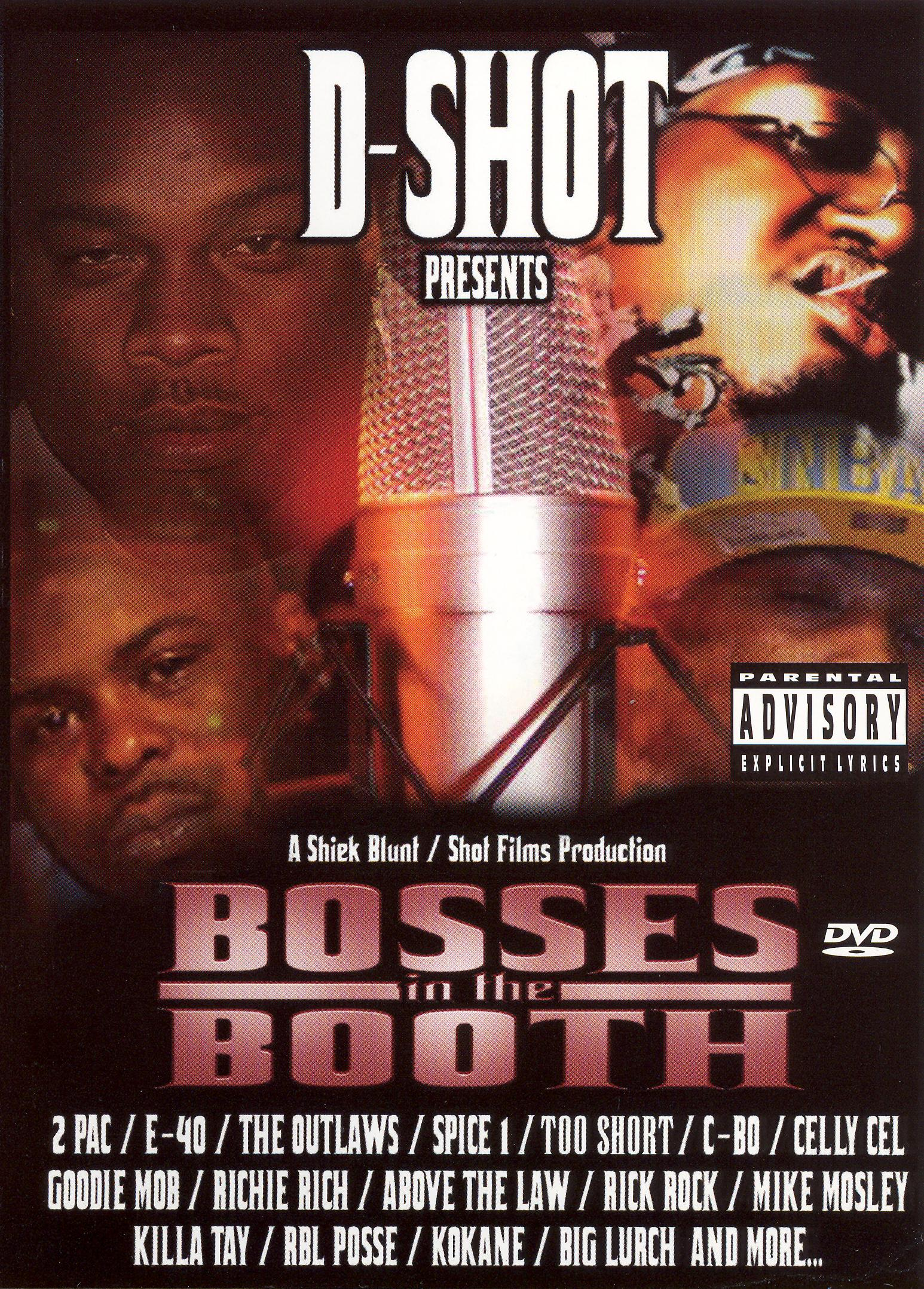 D-Shot: Bosses in the Booth, Vol. 1