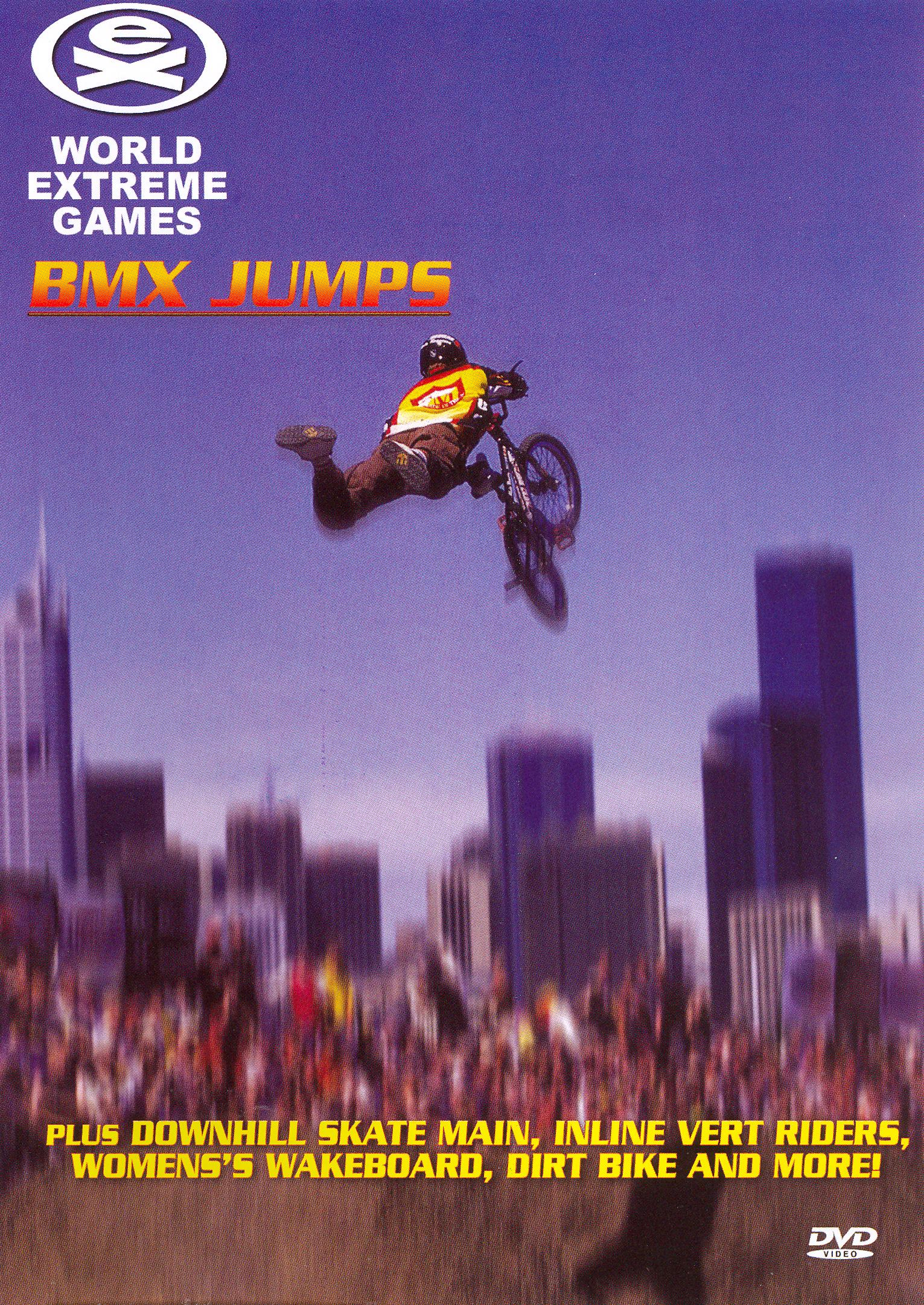 World Extreme Games, Vol. 3