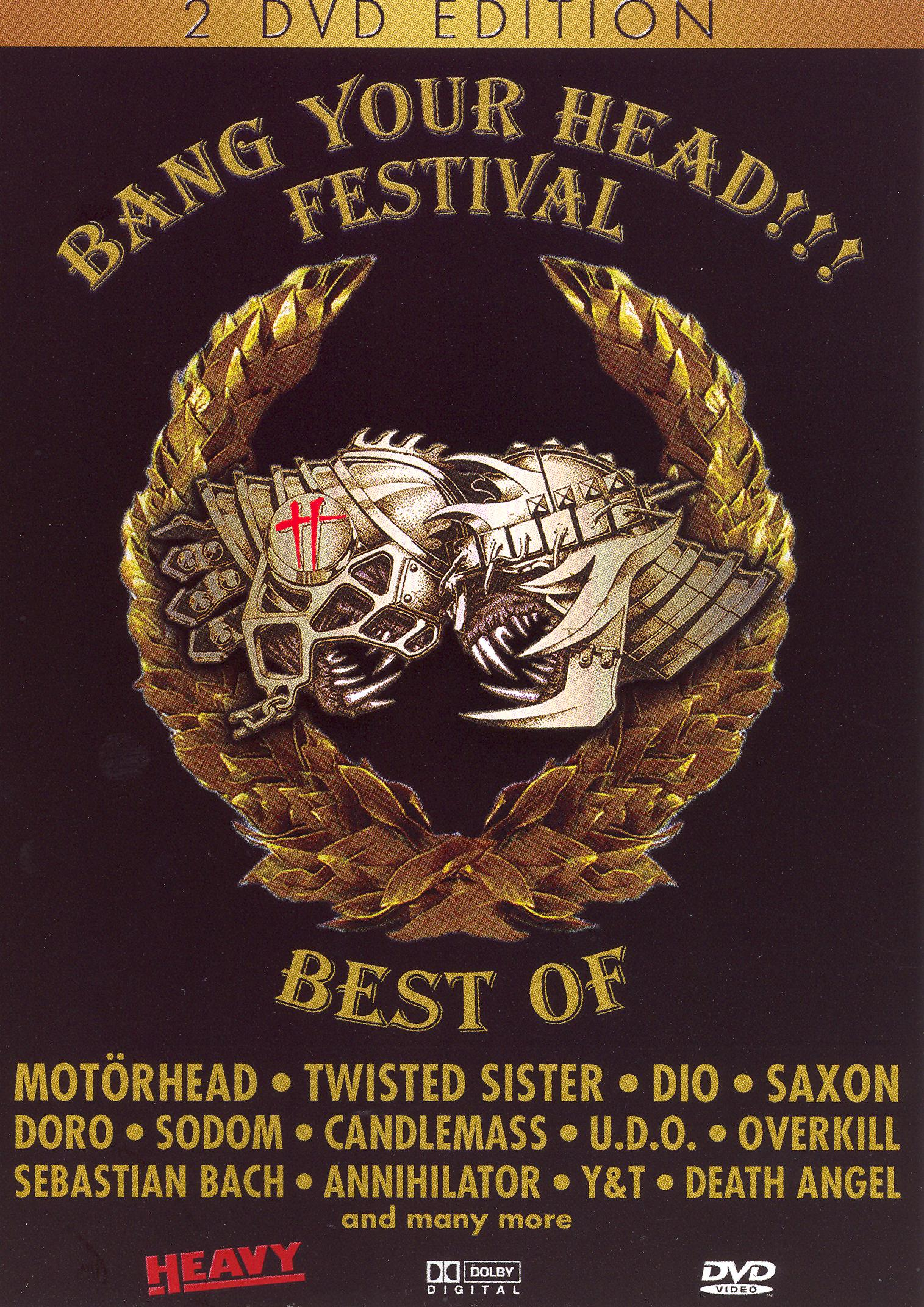 Best of Bang Your Head Festival