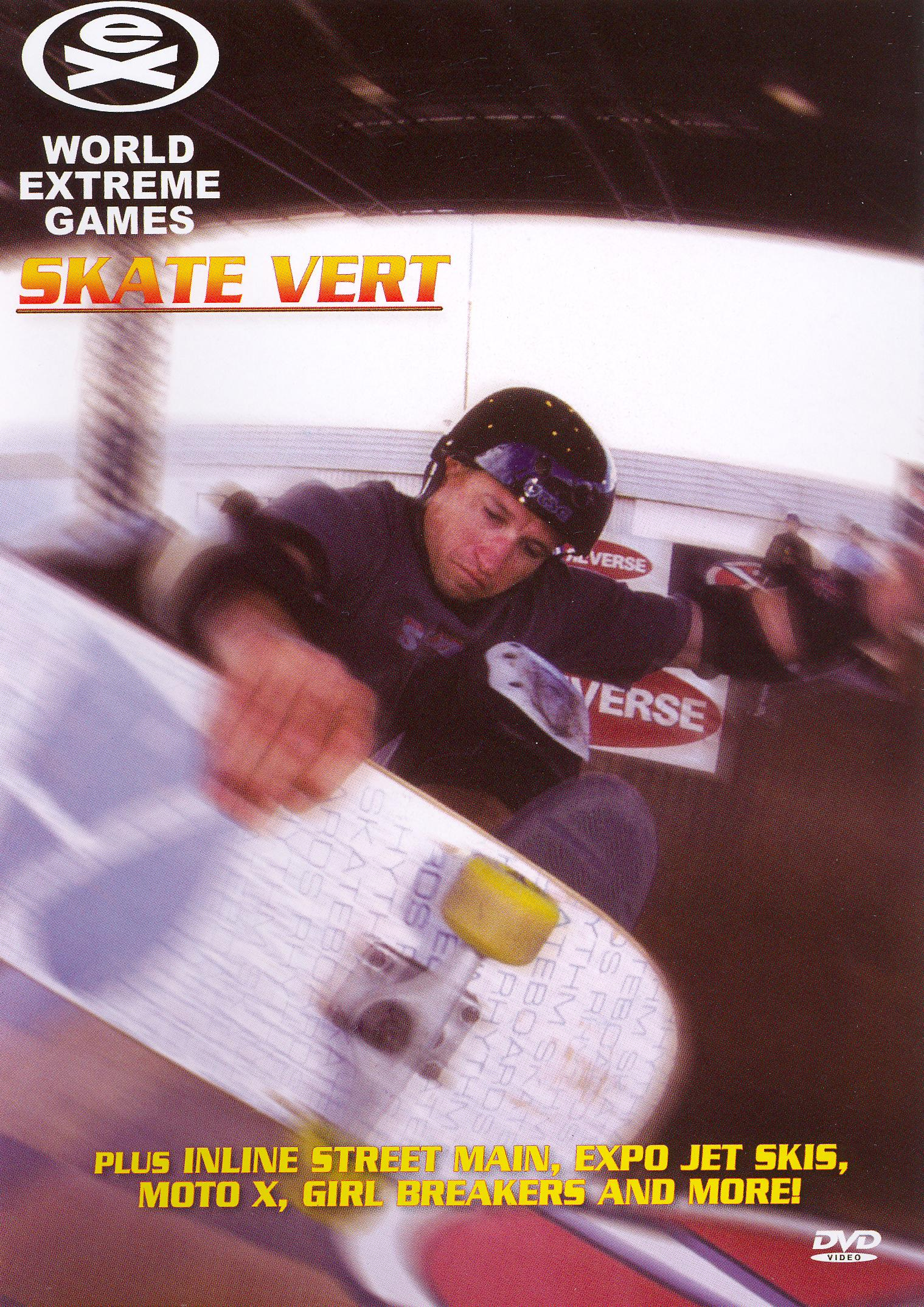 World Extreme Games, Vol. 2