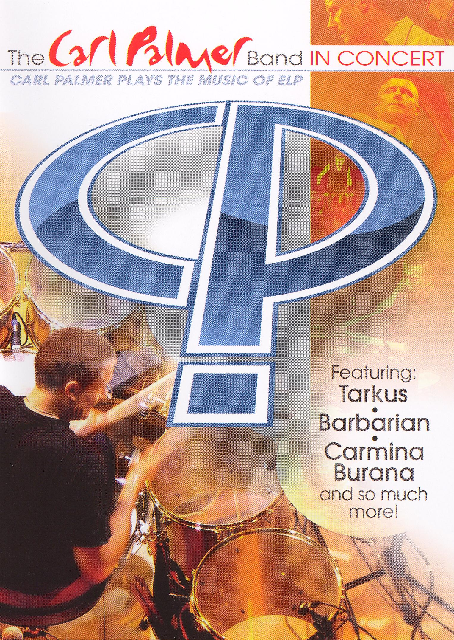 The Carl Palmer Band in Concert
