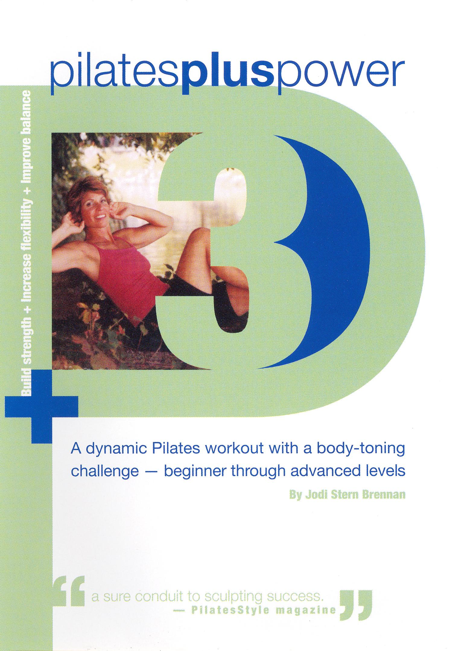 Jodi Stern Brennan: Pilates Plus Power: P3