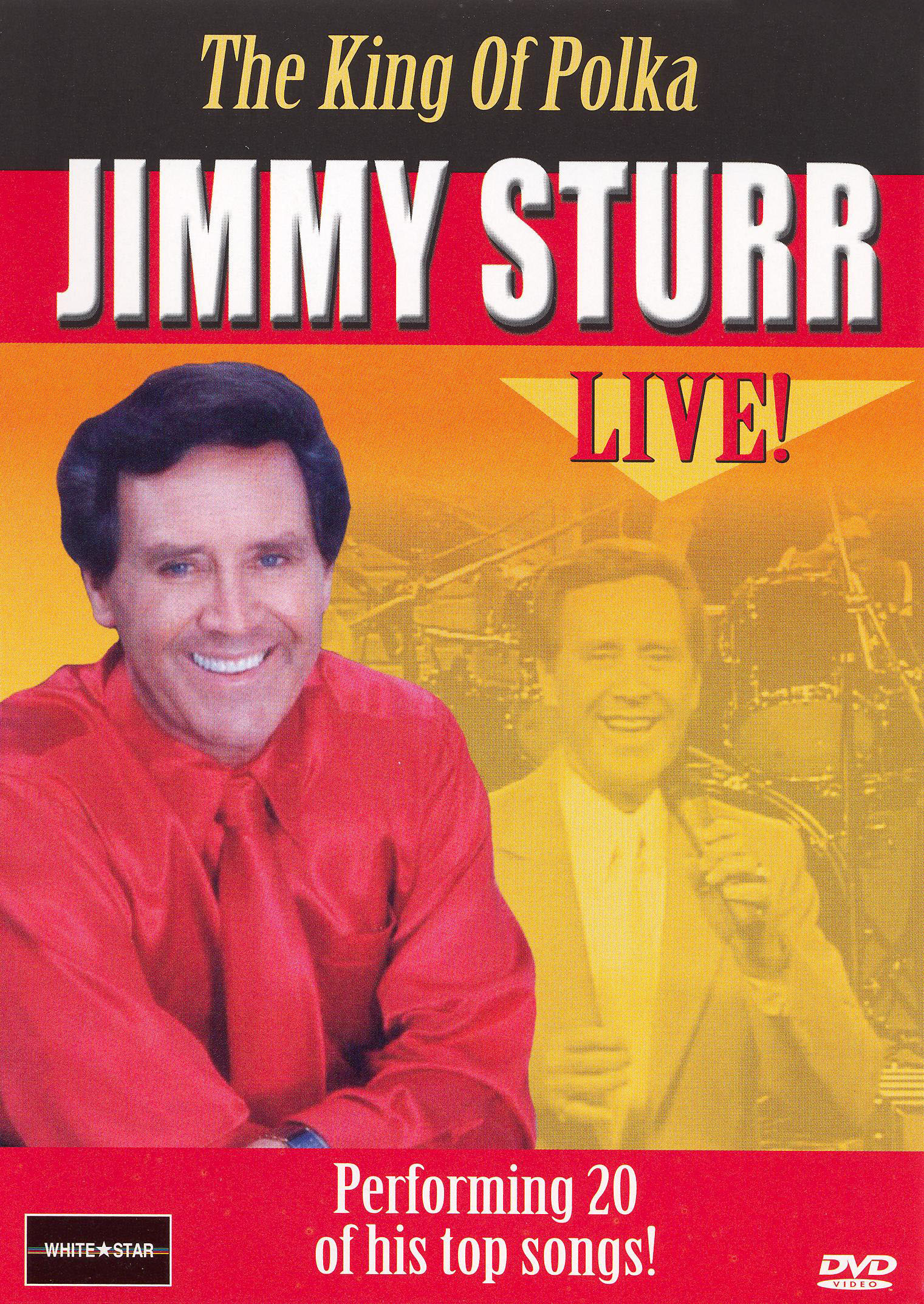 Jimmy Sturr: Live