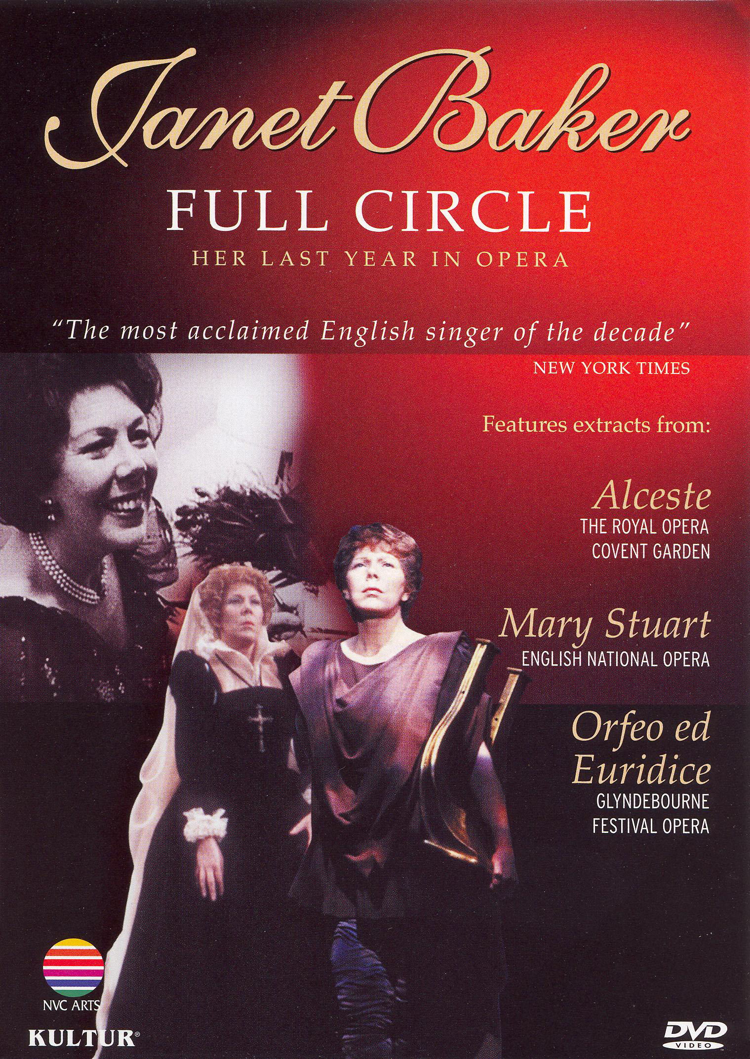 Janet Baker: Full Circle