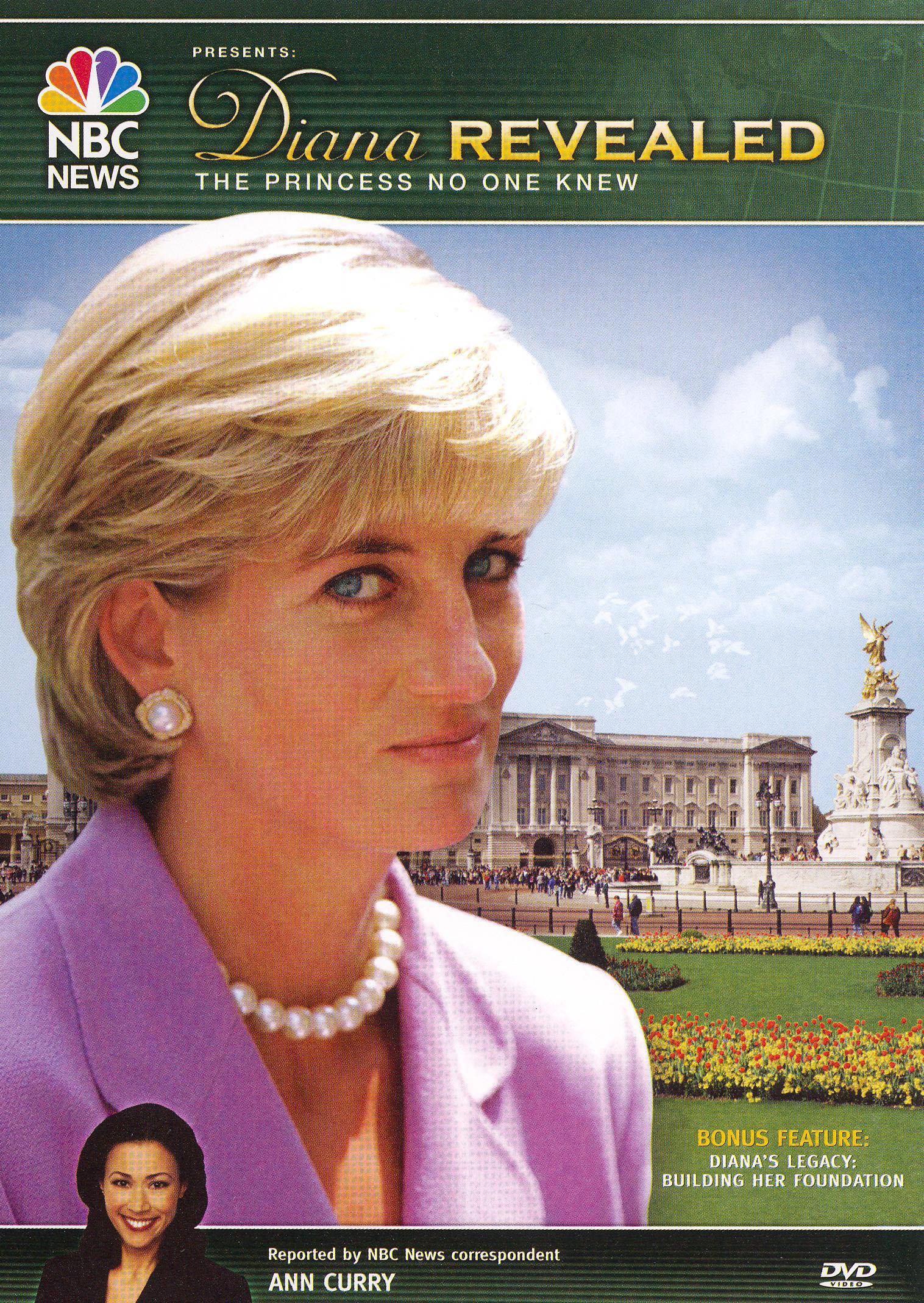 NBC News Presents Diana Revealed: The Princess No One Knew