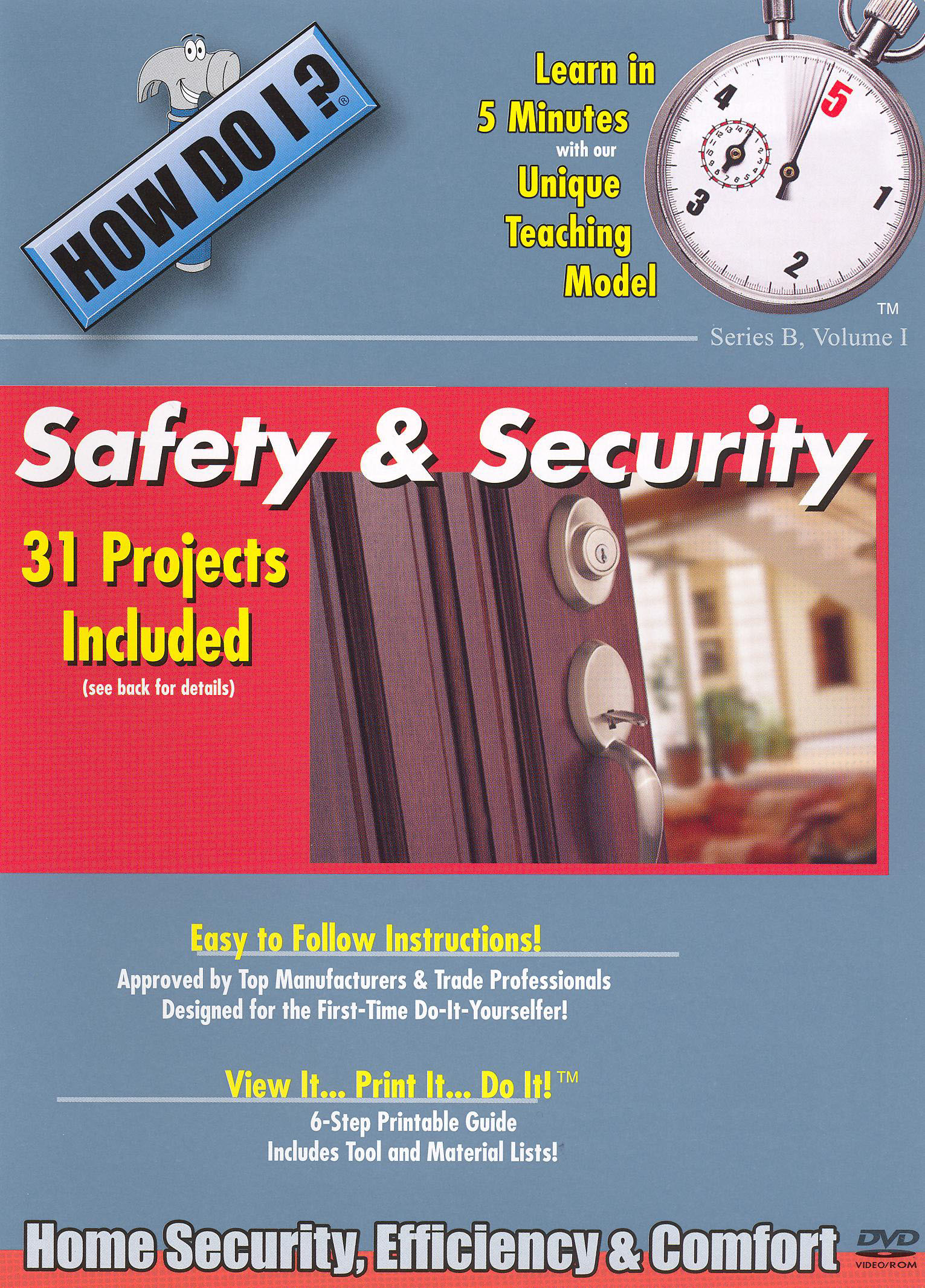 How Do I: Safety and Security