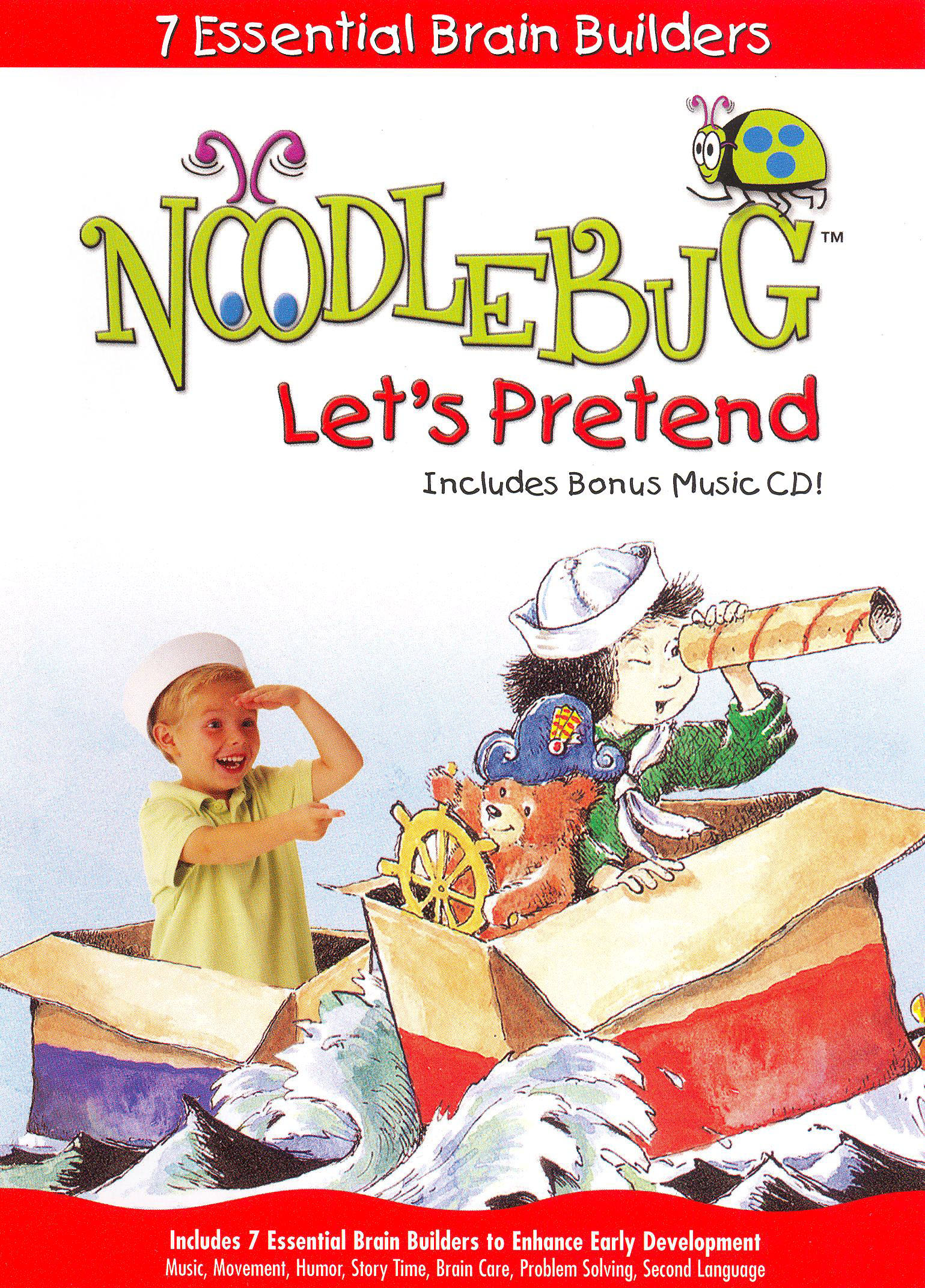 Noodlebug: Let's Pretend