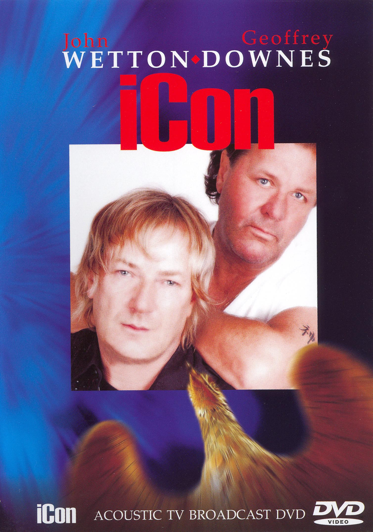 Wetton Downes: Icon - Acoustic TV Broadcast