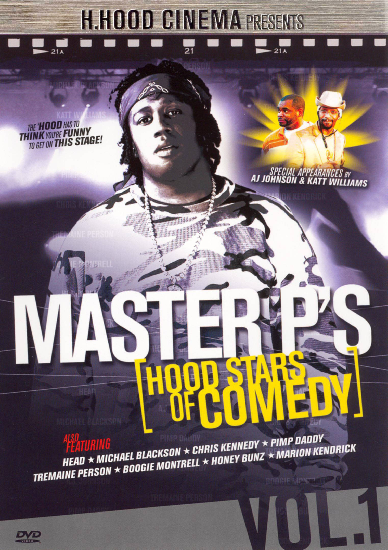 Master P's Hood Stars of Comedy, Vol. 1