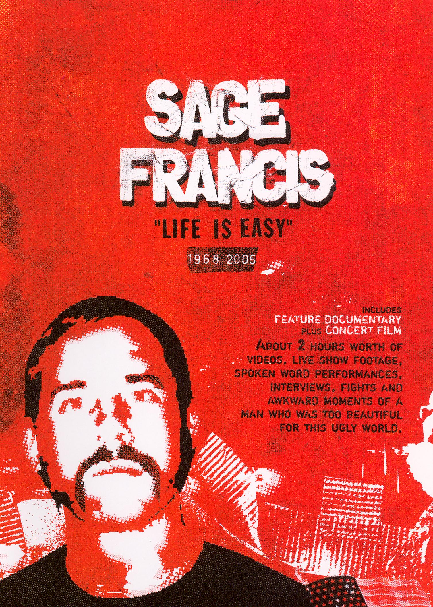Sage Francis: Life Is Easy