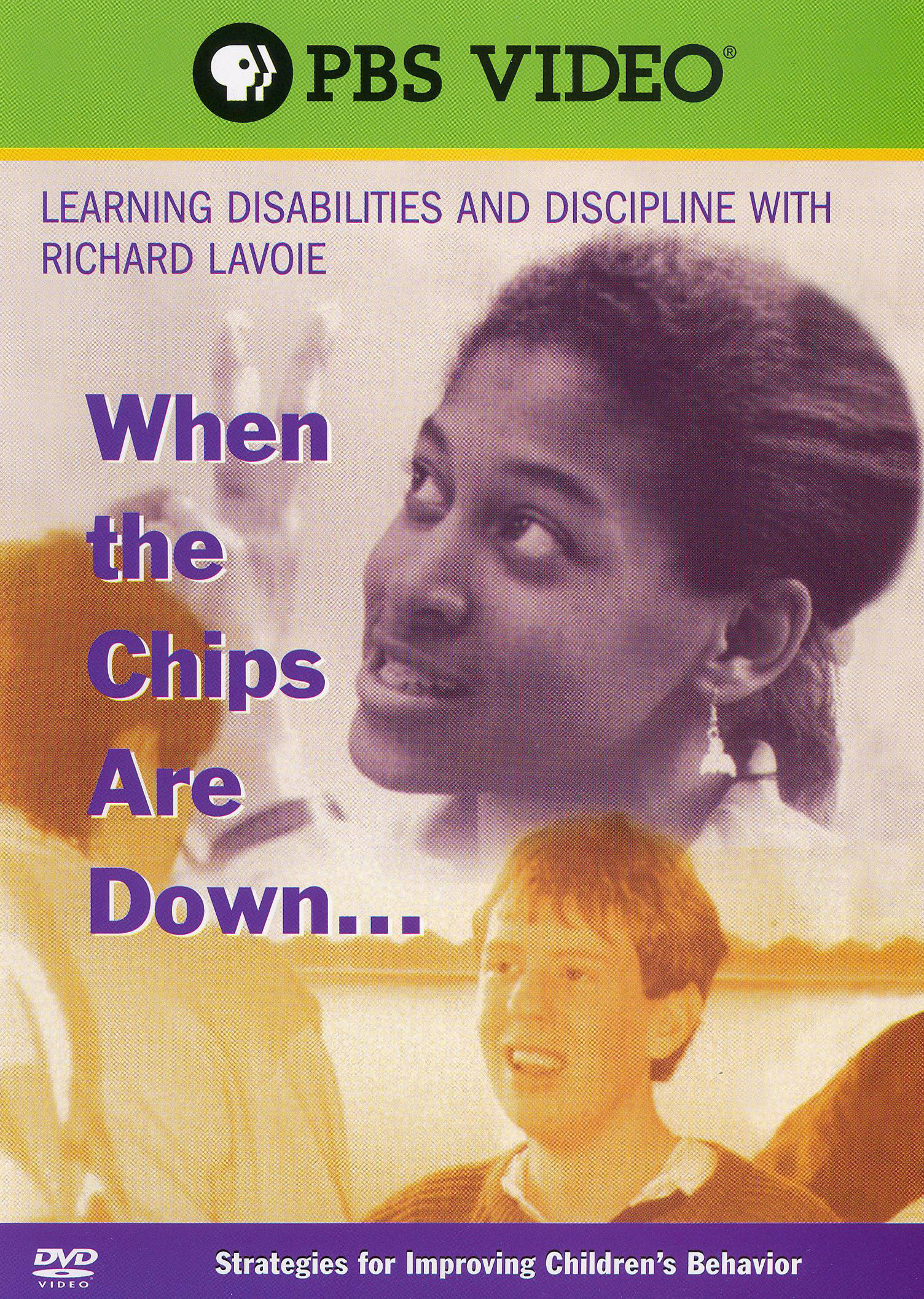 Richard Lavoie: Learning Disabilities and Discipline