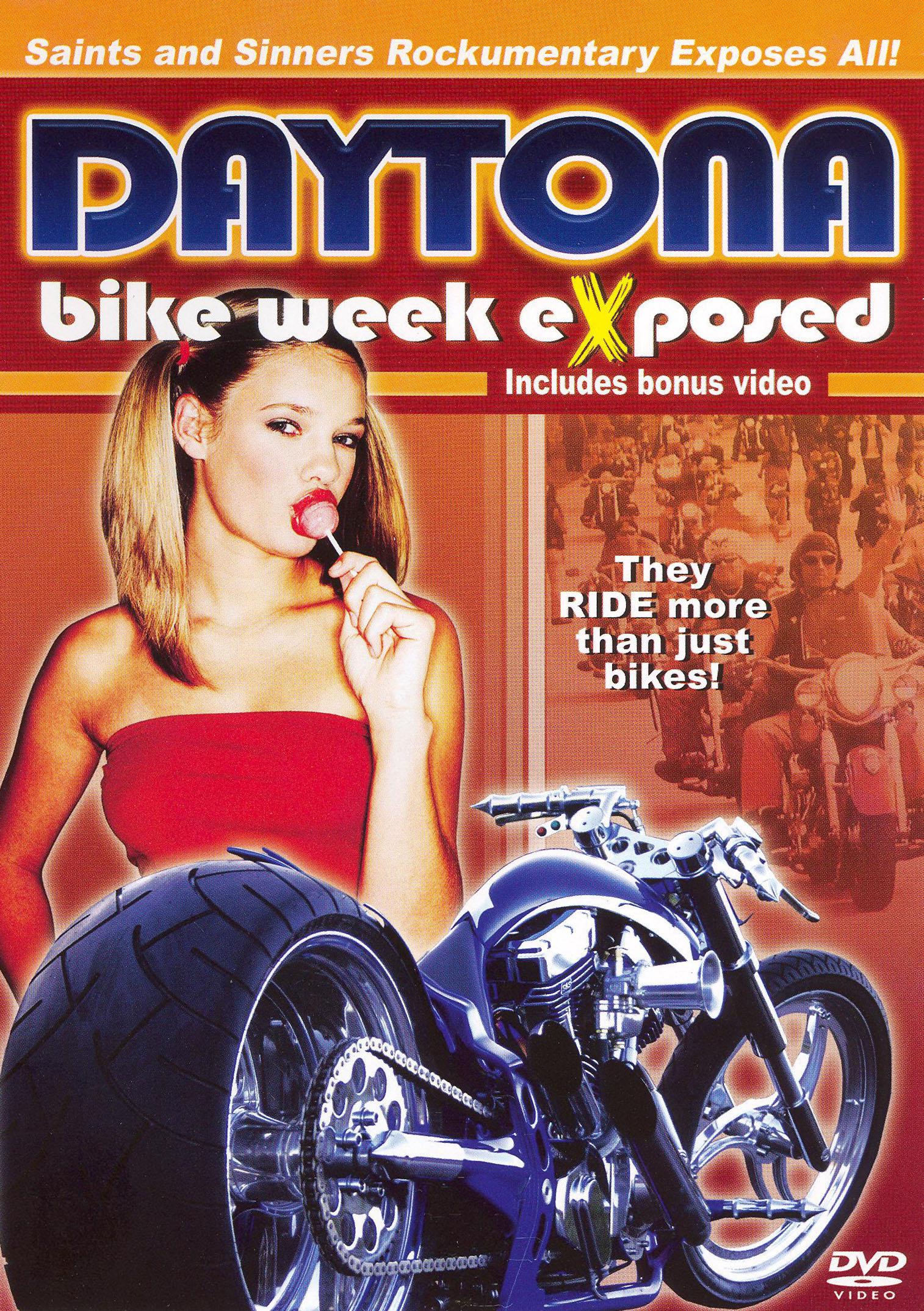 Daytona Bike Week Exposed, Vol. 1