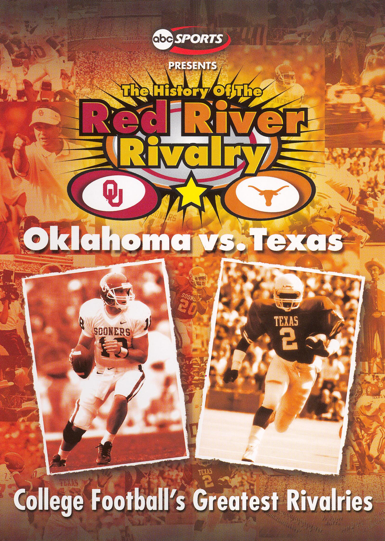 Oklahoma vs Texas: 100 Years of the Red Rivalry