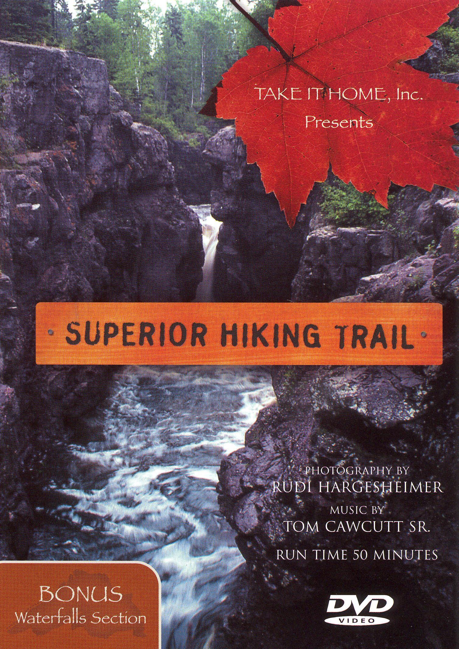 Tom Cawcutt: Superior Hiking Trail