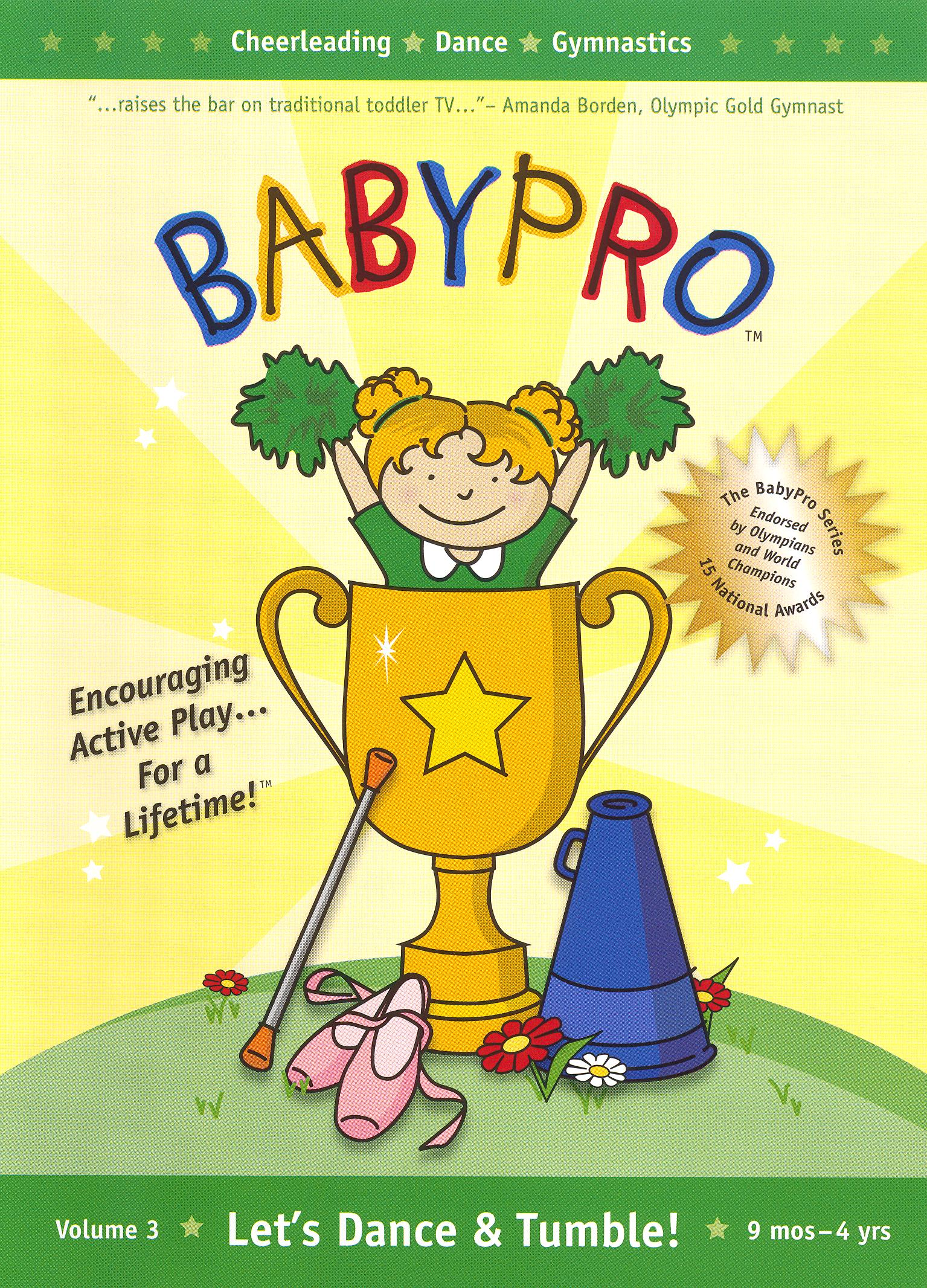 Babypro: Let's Tumble and Dance