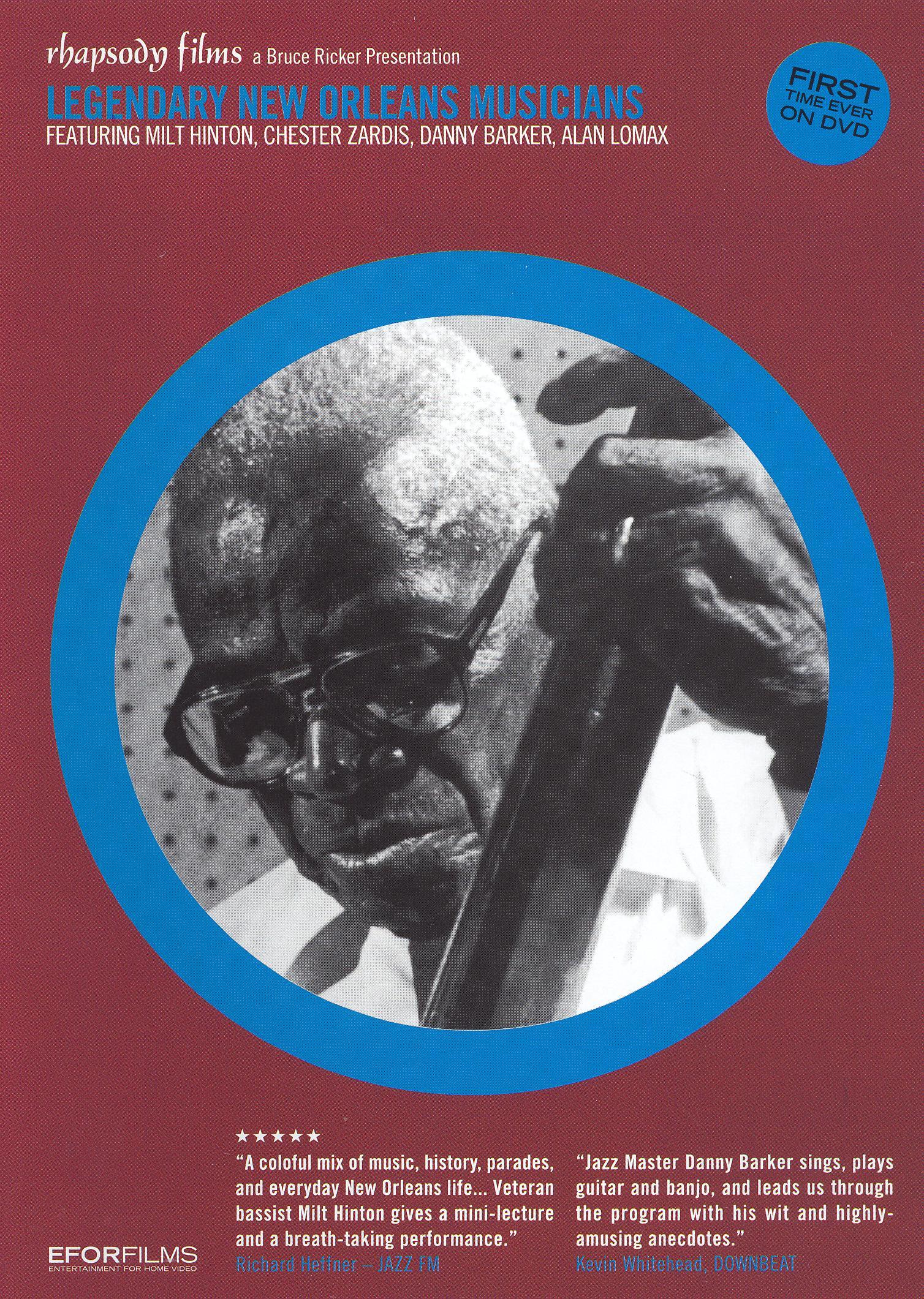 Legendary Jazz Musicians