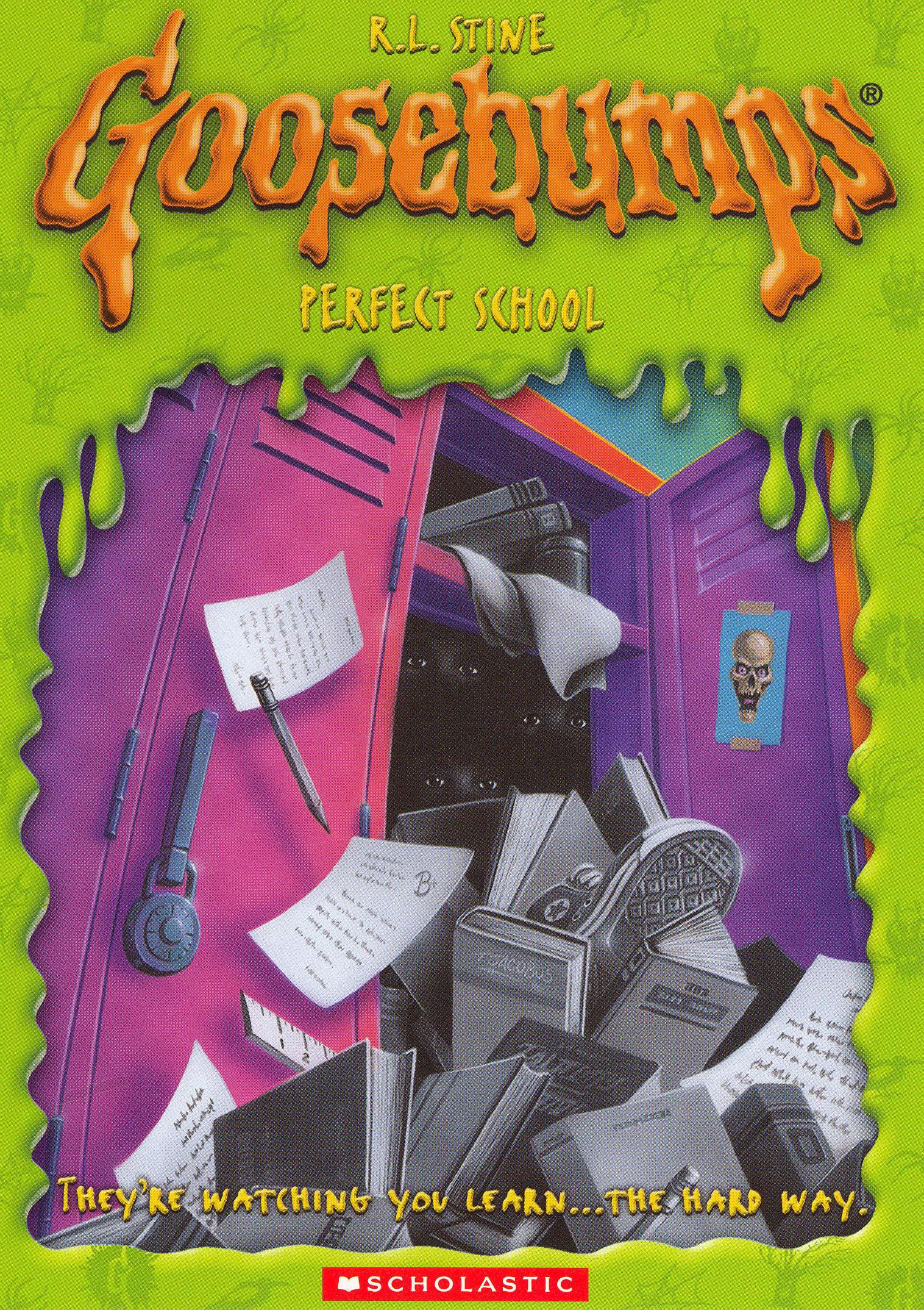 Goosebumps: Perfect School